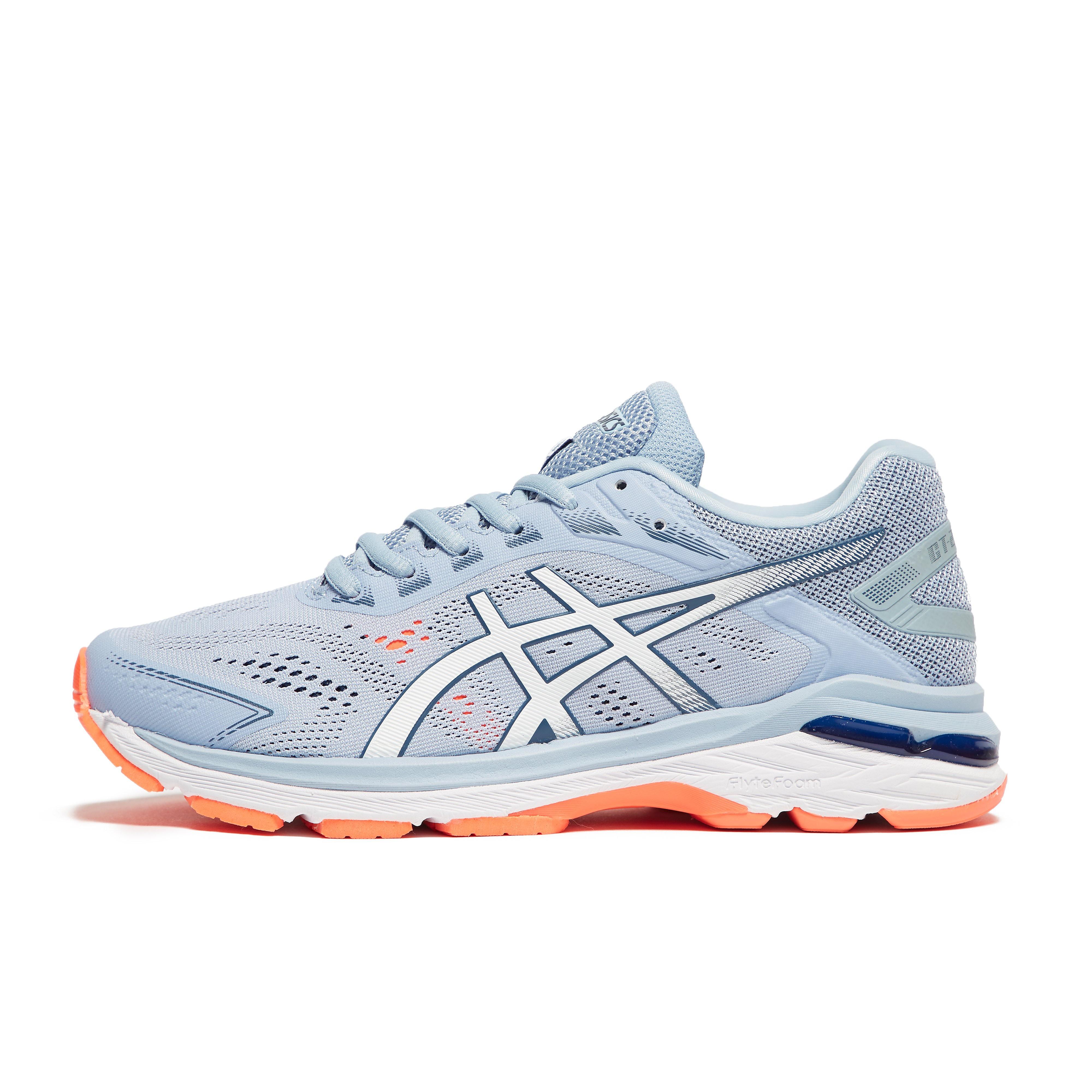 Womens Blue ASICS GT-2000 7 Running Shoes