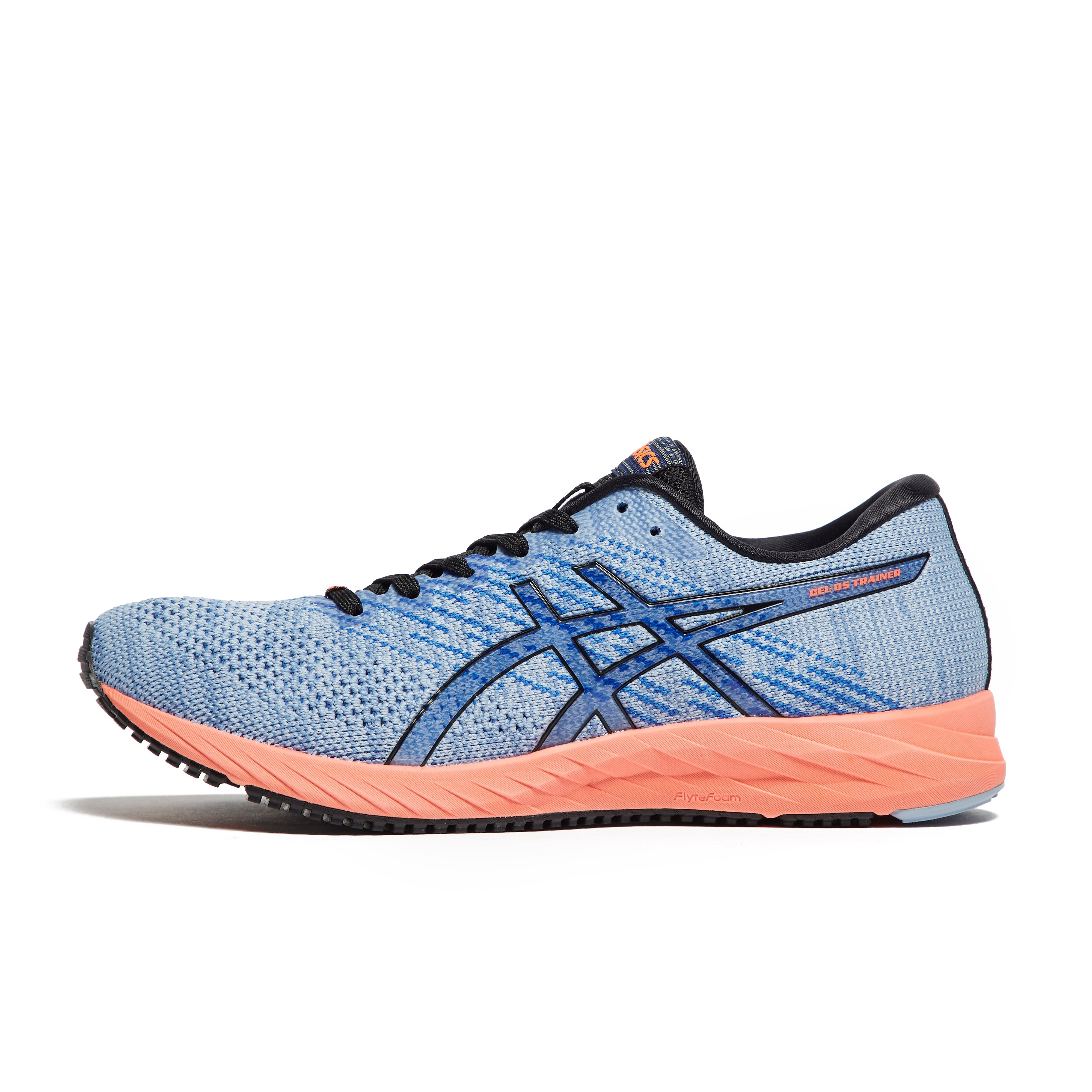 Womens Blue ASICS Gel-DS Trainer 24 Running Shoes