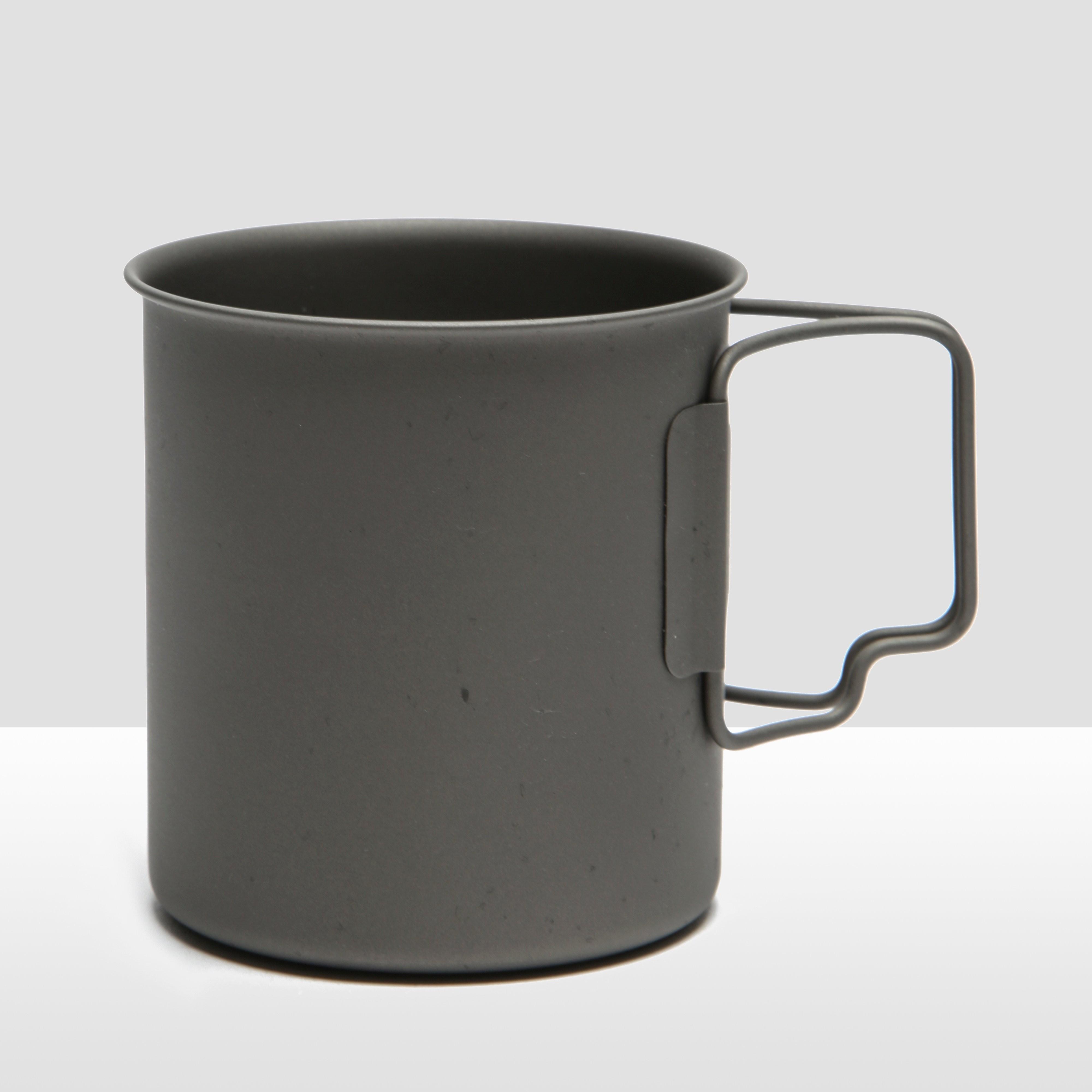 Life Systems Titanium Mug
