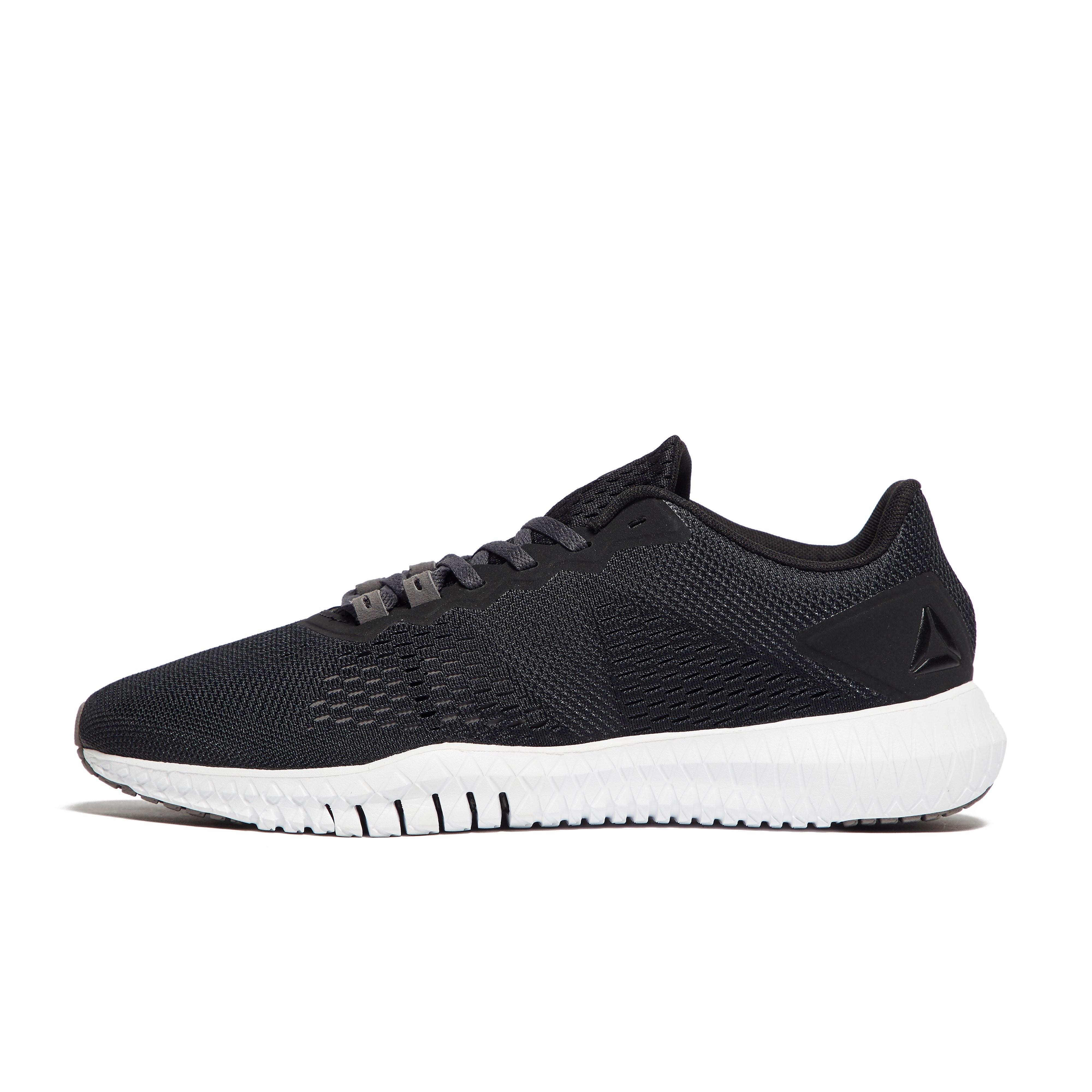Mens Black Reebok Flexagon Training Shoes