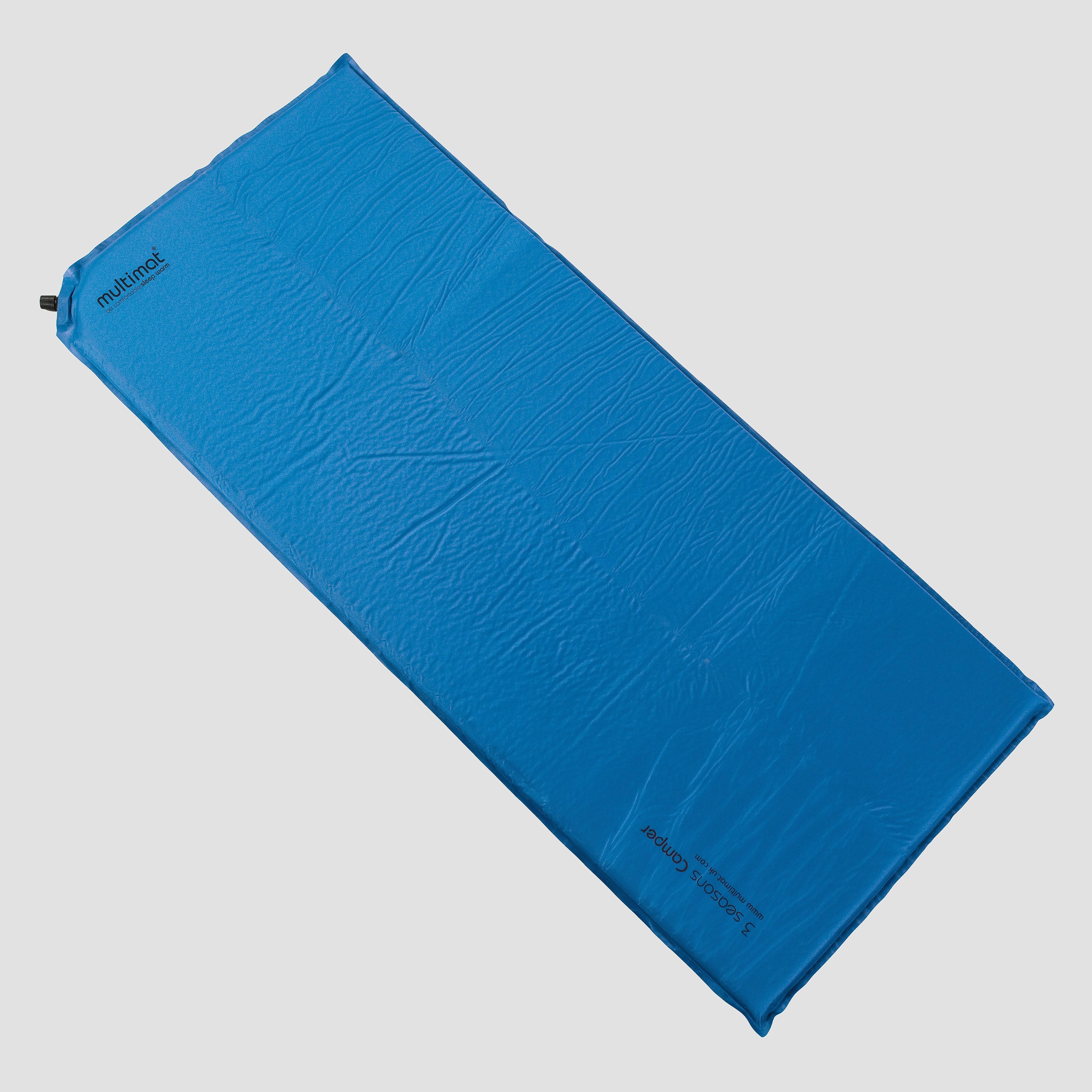 Multimat Camper Compact 25 3/4 Self-Inflating Camping Mat