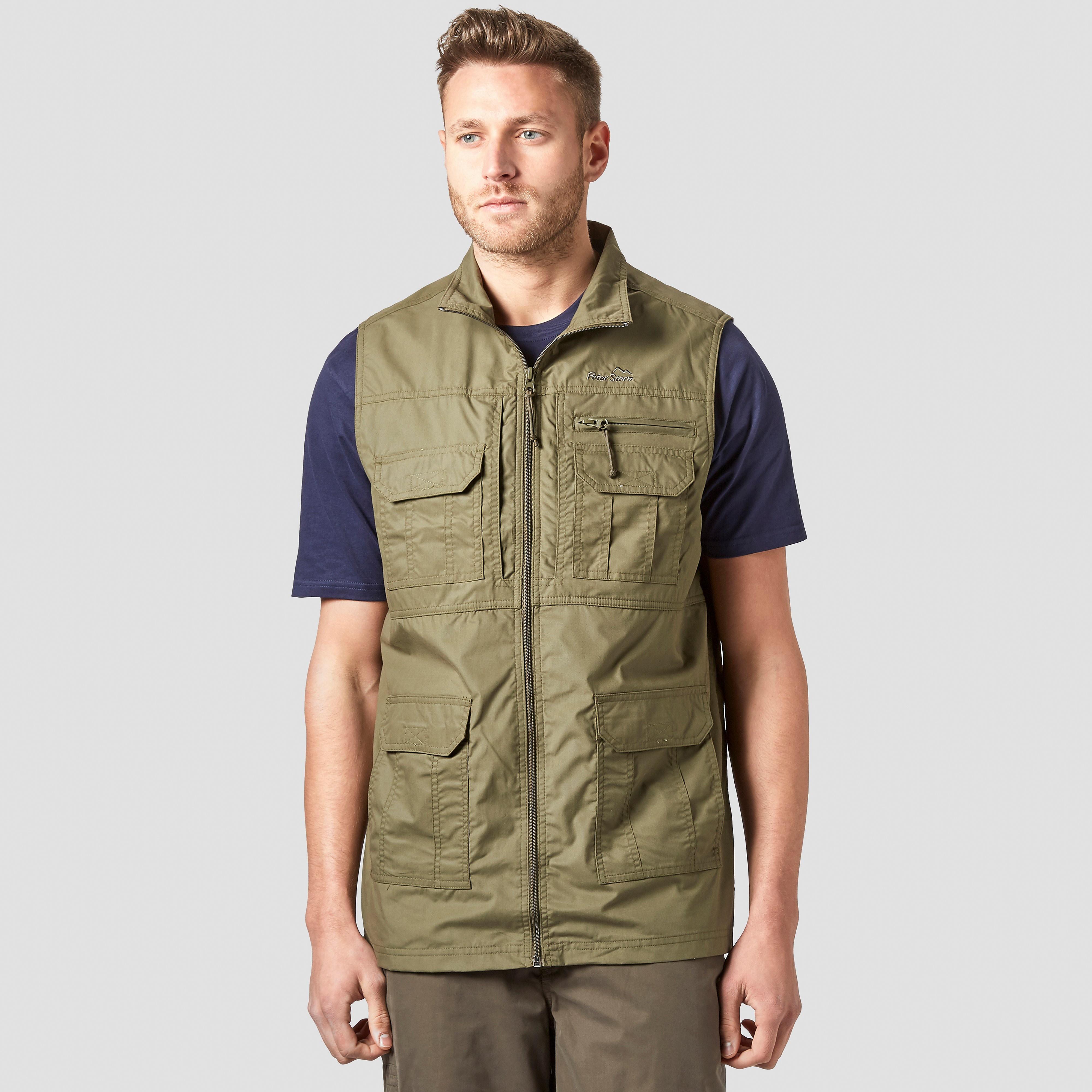 Peter Storm Travel Men's Vest