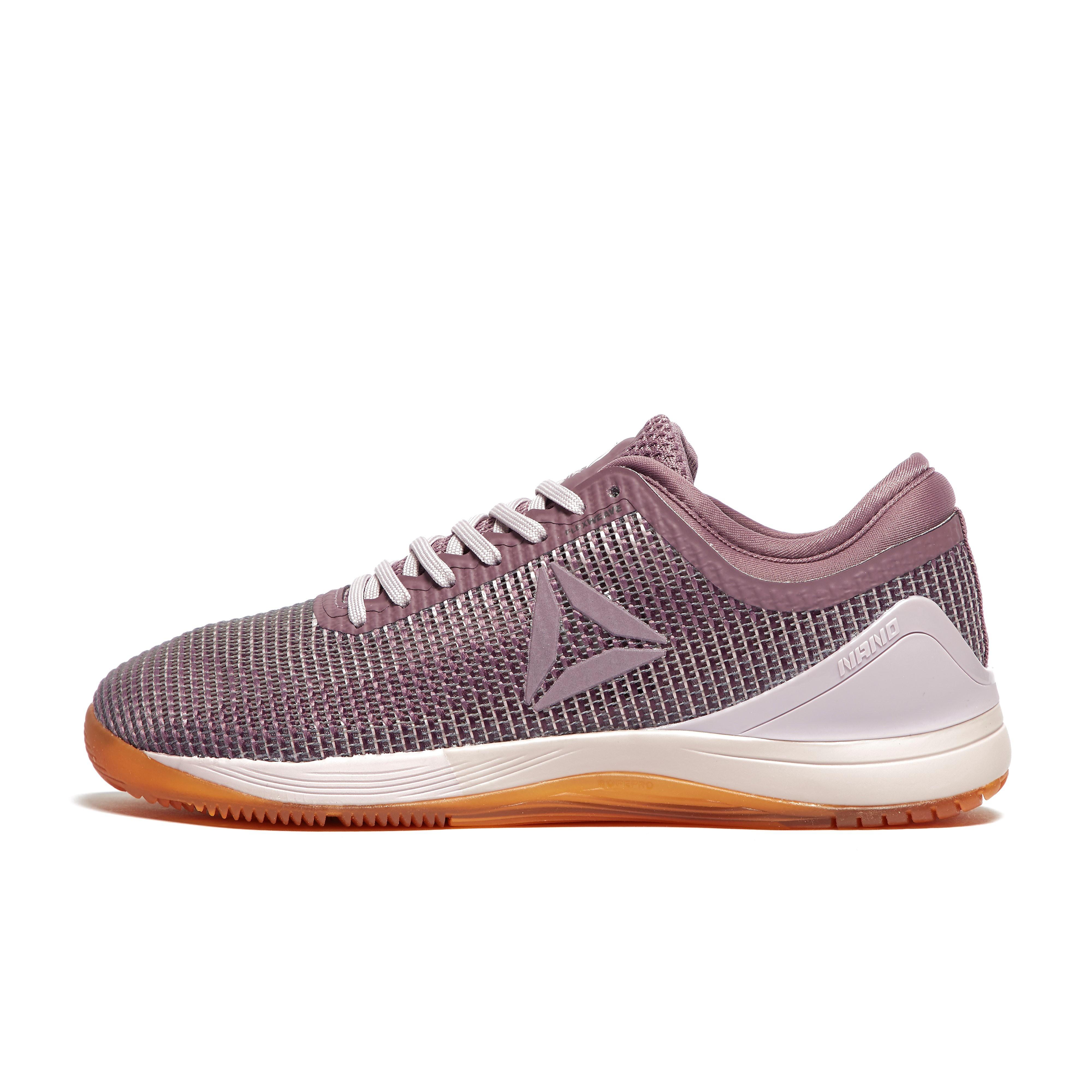 Womens Purple Reebok Crossfit Nano 8.0 Training Shoes