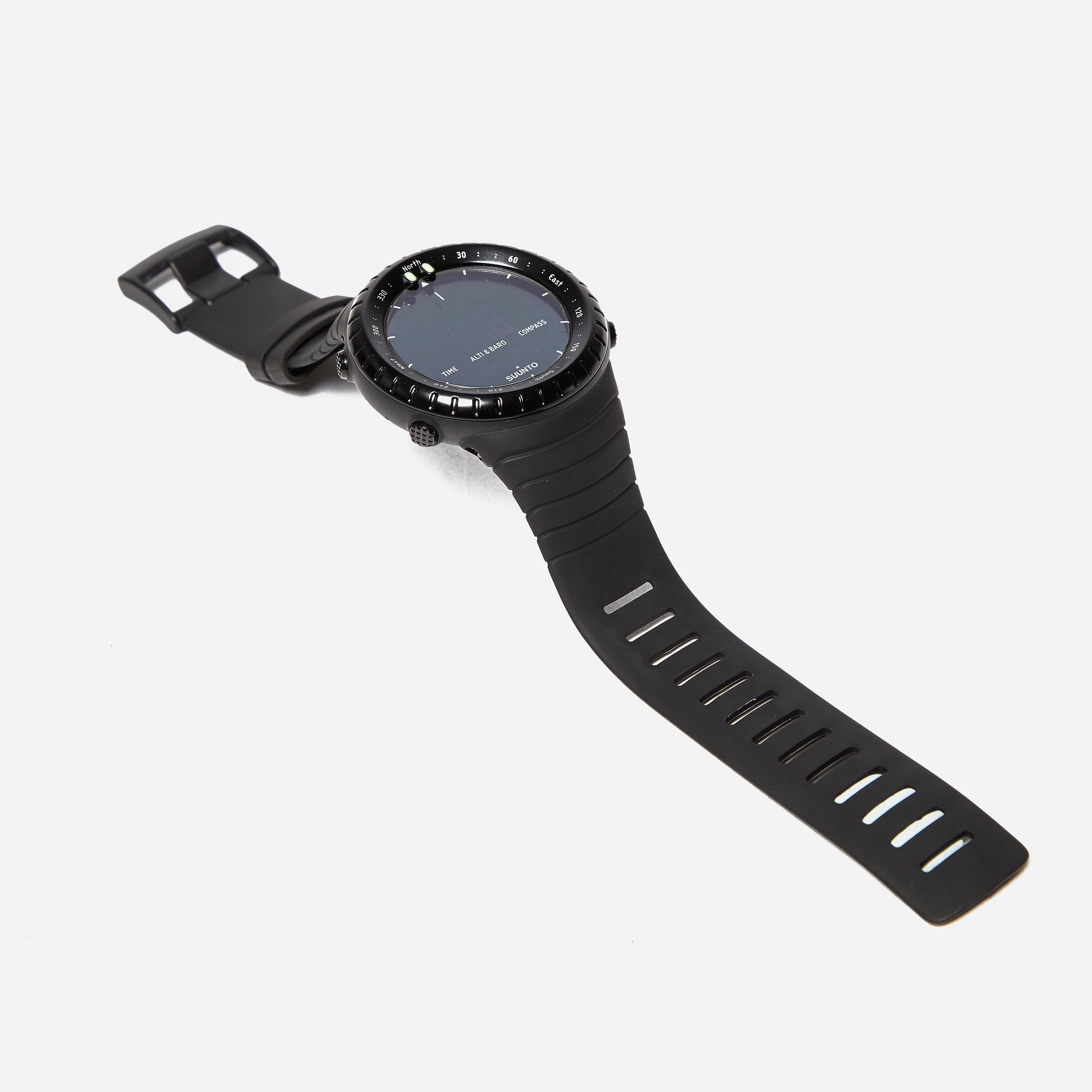 SUUNTO  Sun Core All Black Outdoor Watch