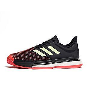 info for d4f58 a5a8e adidas Solecourt Boost Mens Tennis Shoes ...