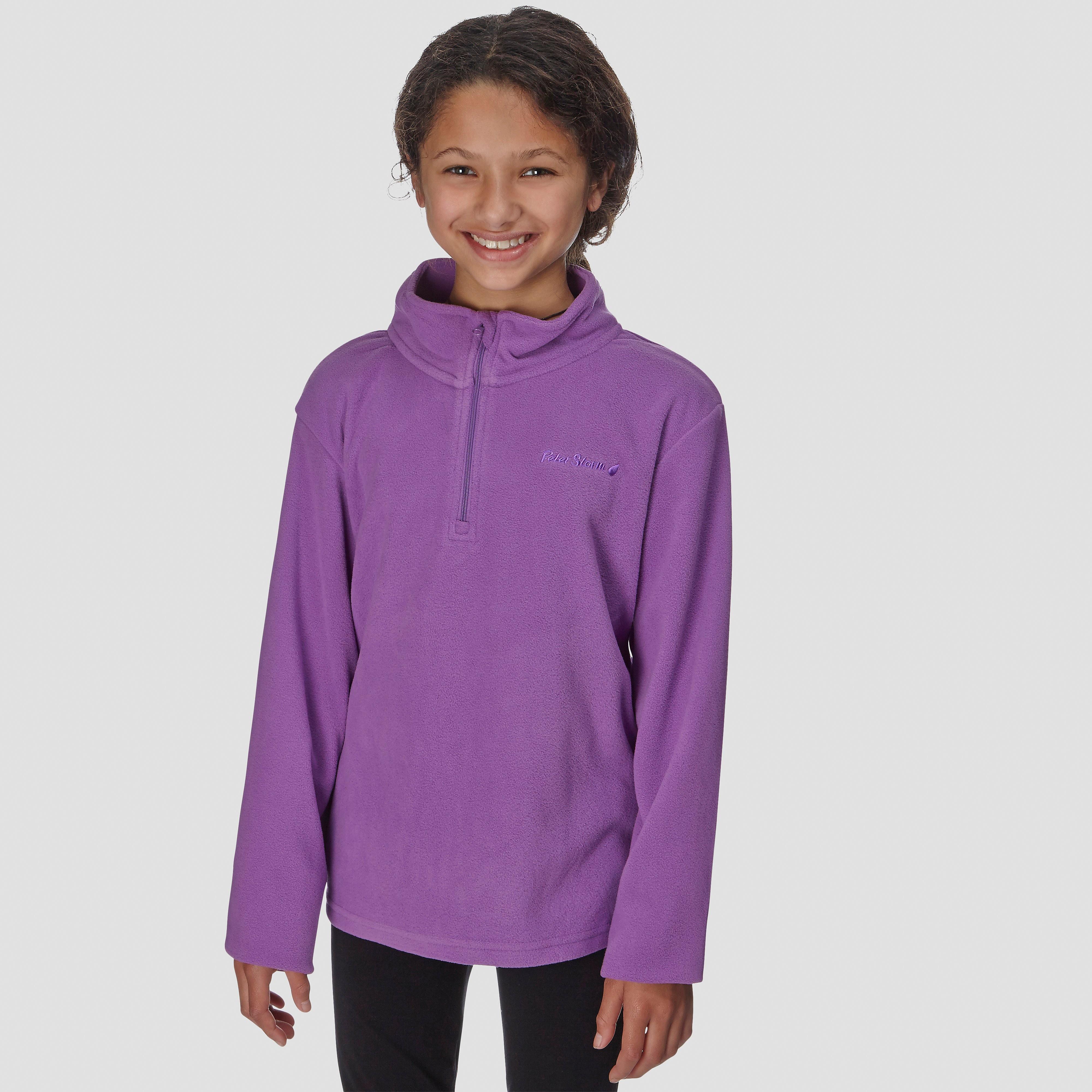 Peter Storm Kids' Coniston Half Zip Fleece
