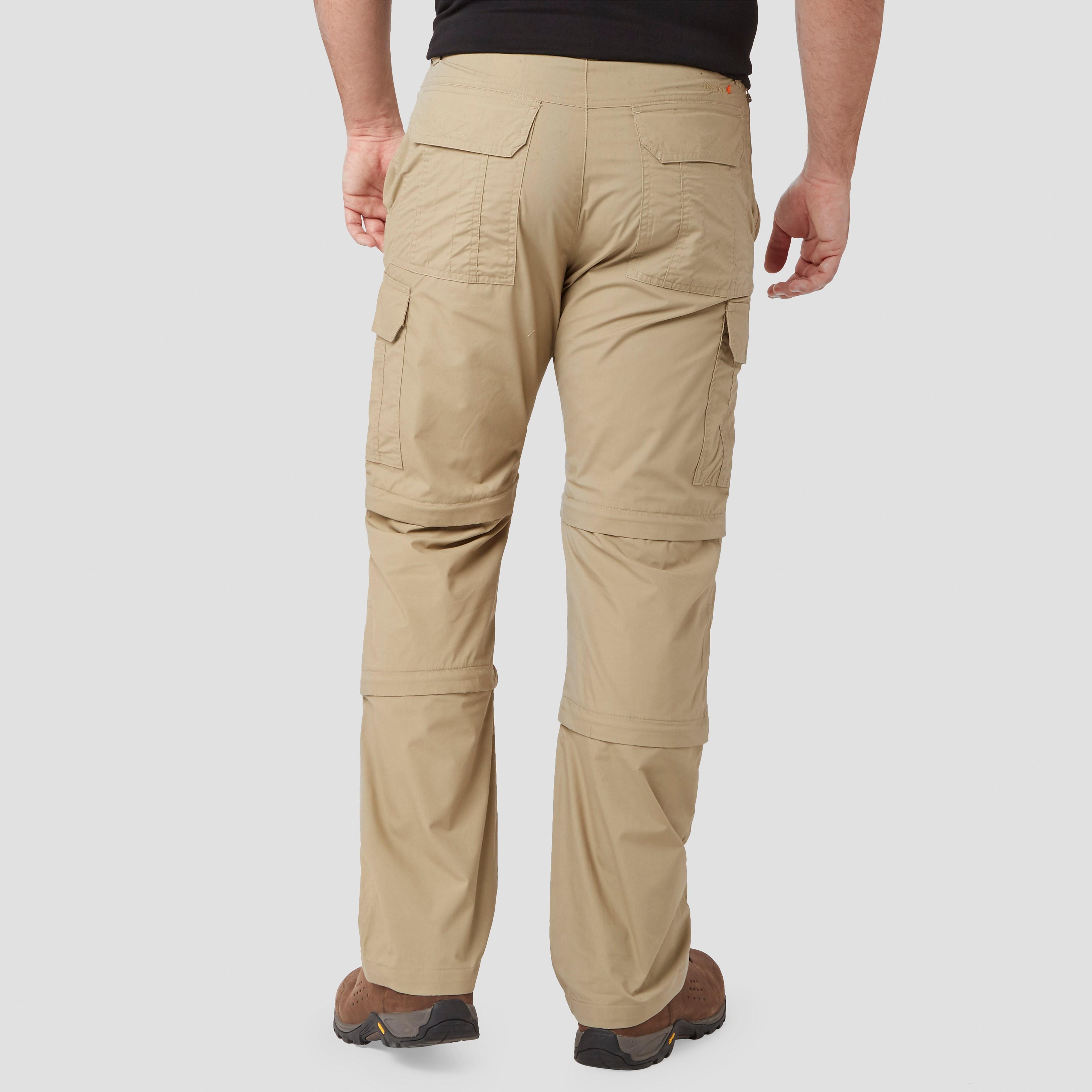 Peter Storm Men's Ramble Double Zip Off Regular Trousers