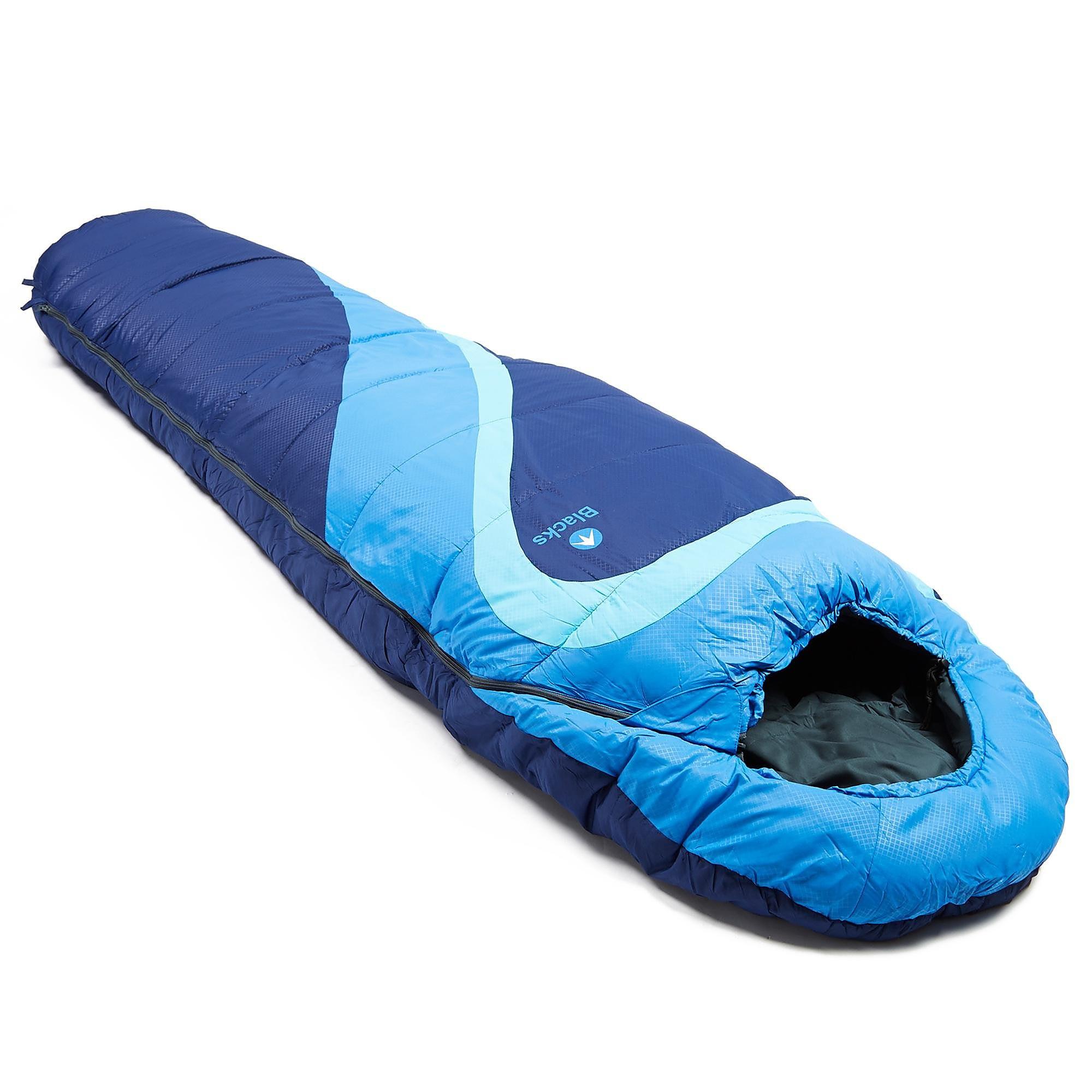 BLACKS Quantum 200 Mummy Sleeping Bag
