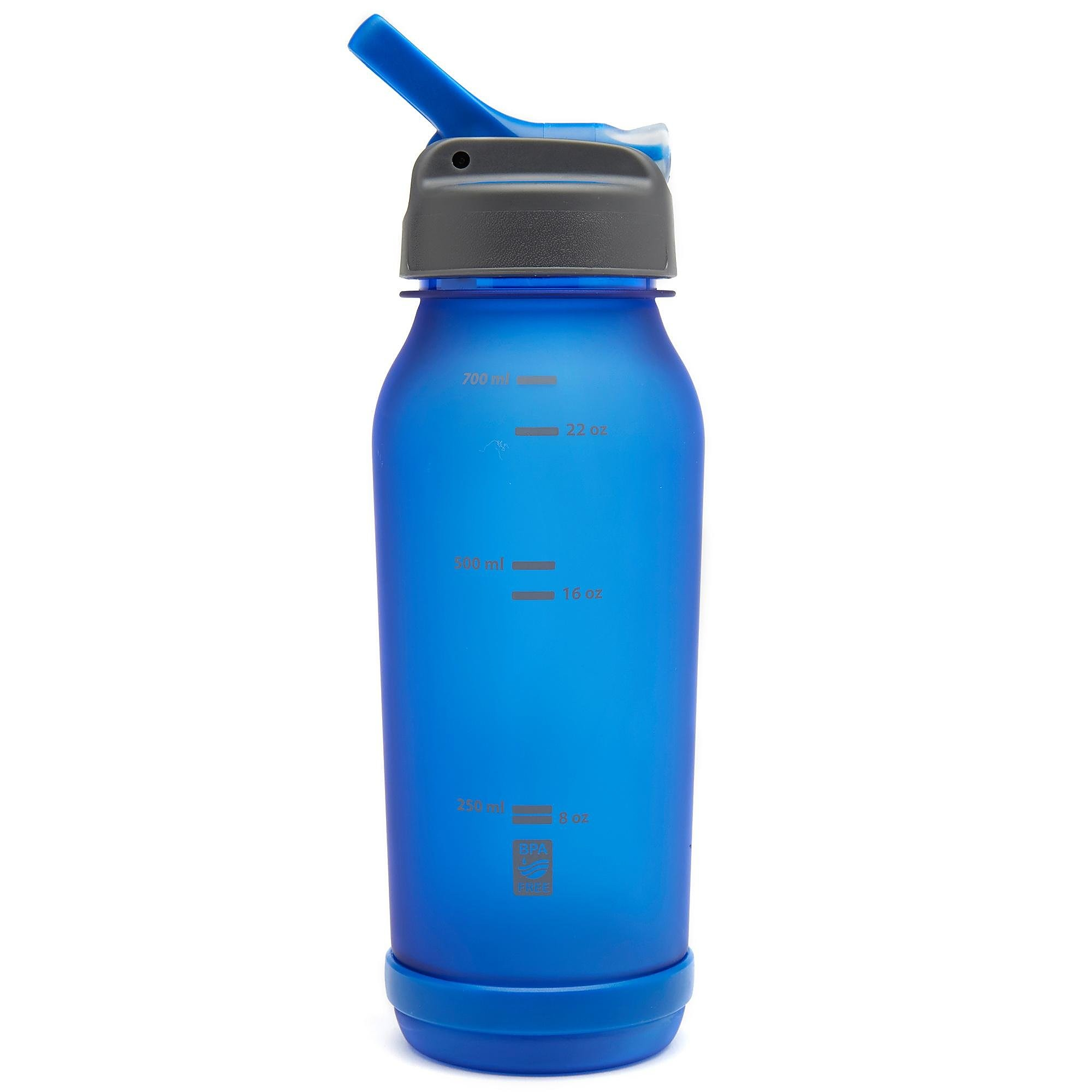 EUROHIKE FLURO SPOUT 0.75L WATER BOTTLE