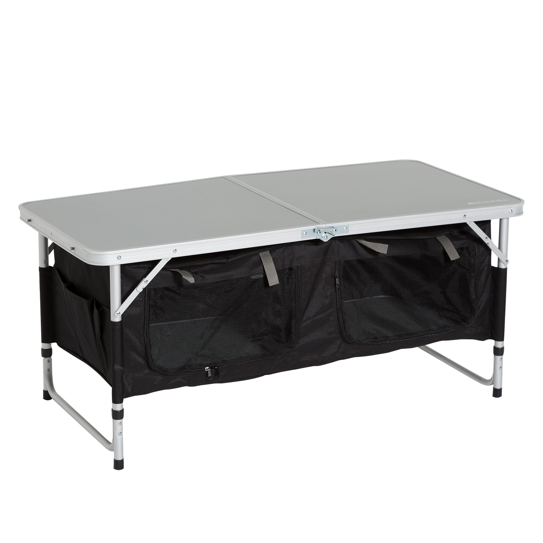 EUROHIKE Base Camp Storage Table