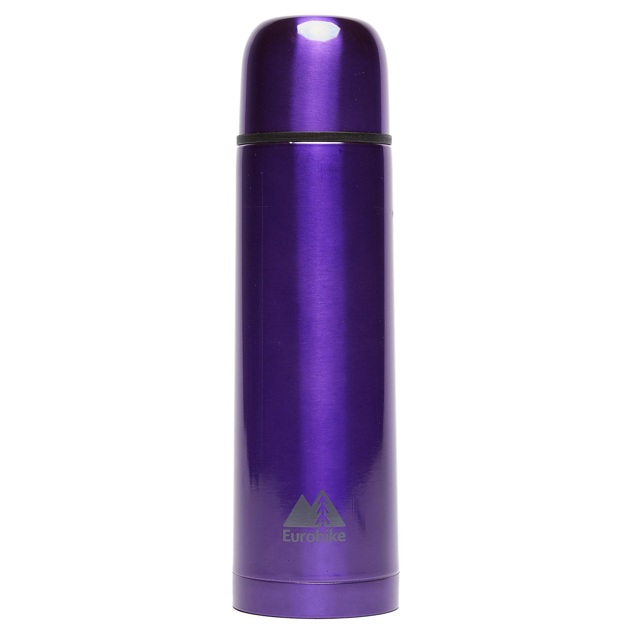 Eurohike Metallic Flask - 0.5L