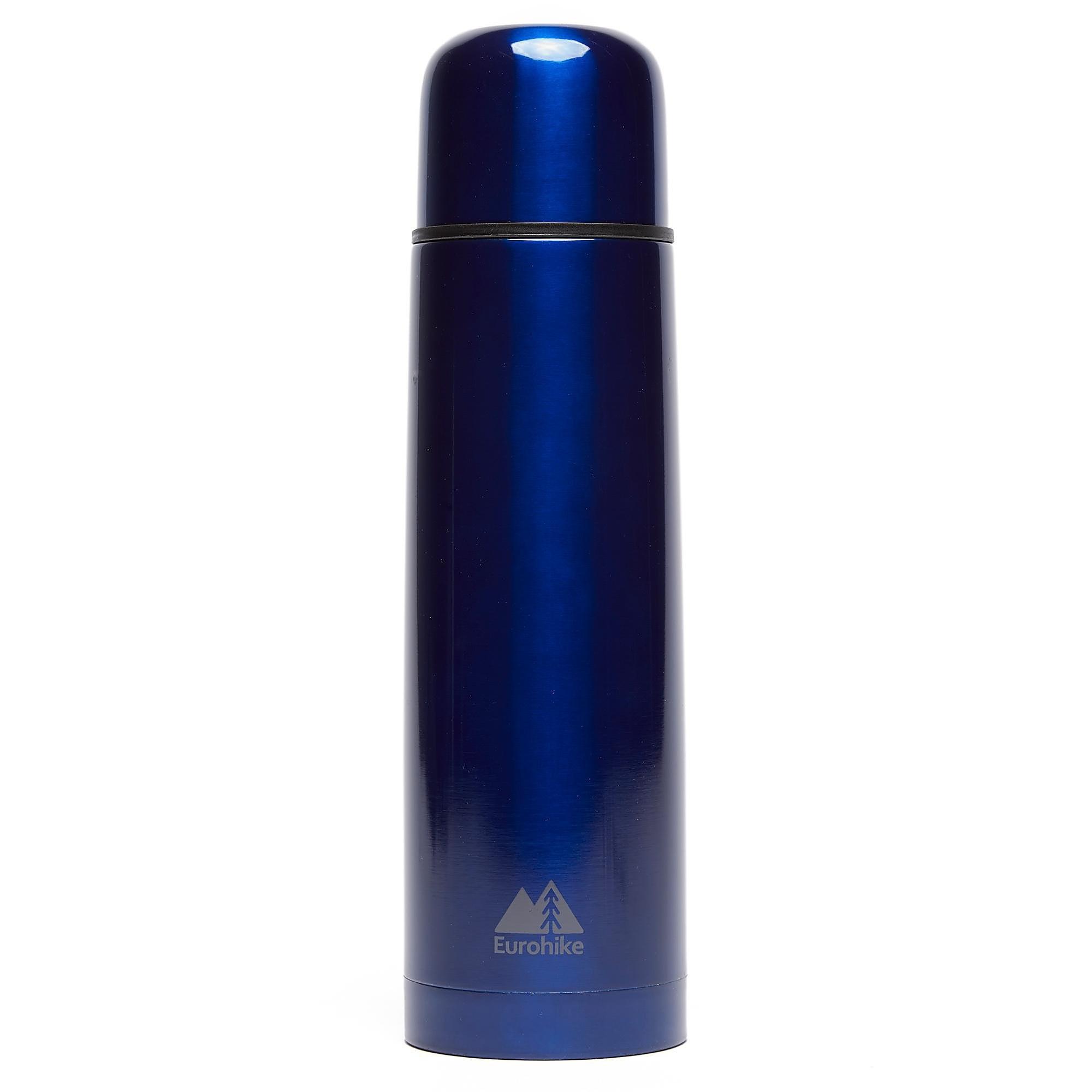 EUROHIKE Metallic Flask - 0.75L