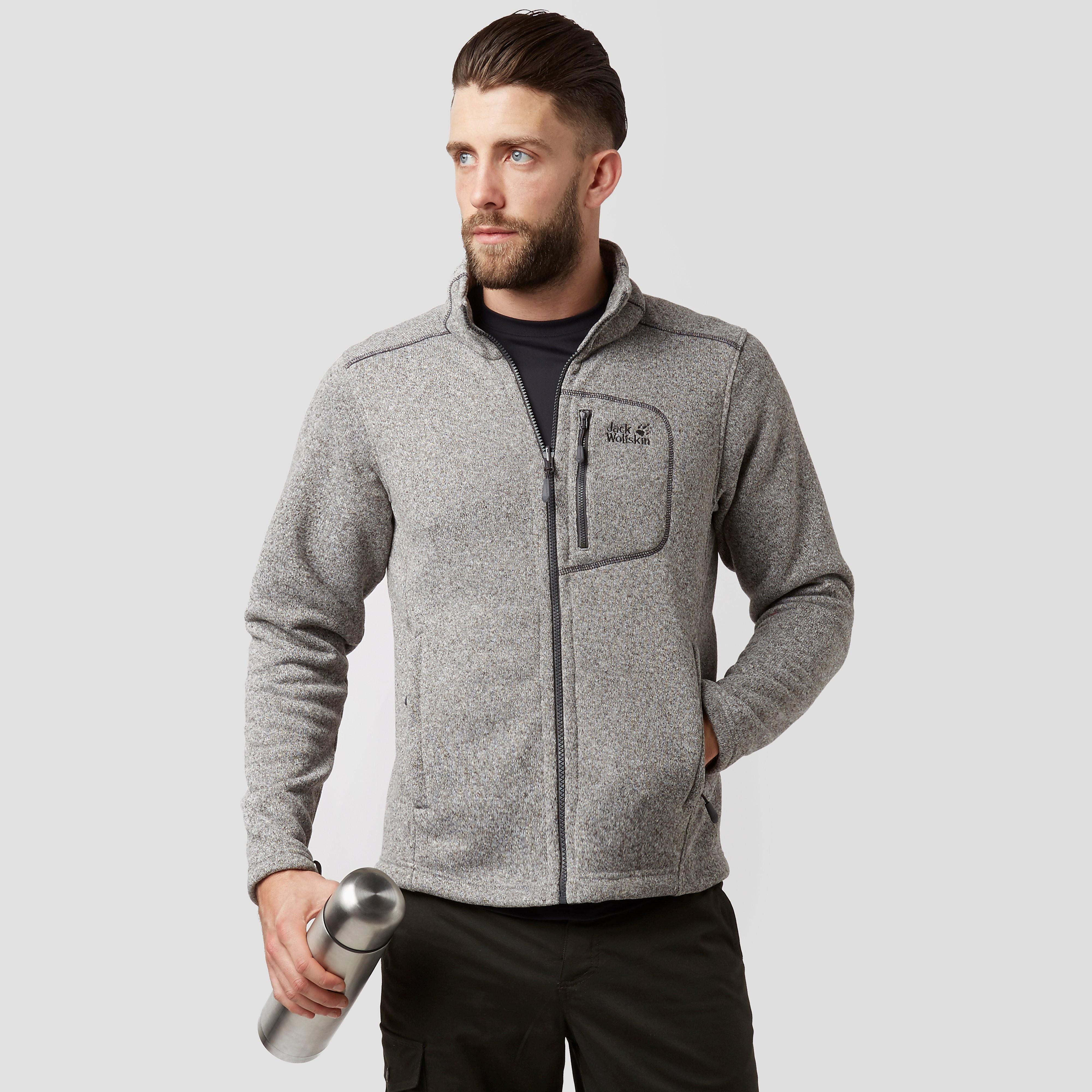 Jack Wolfskin Caribou Men's Fleece Jacket