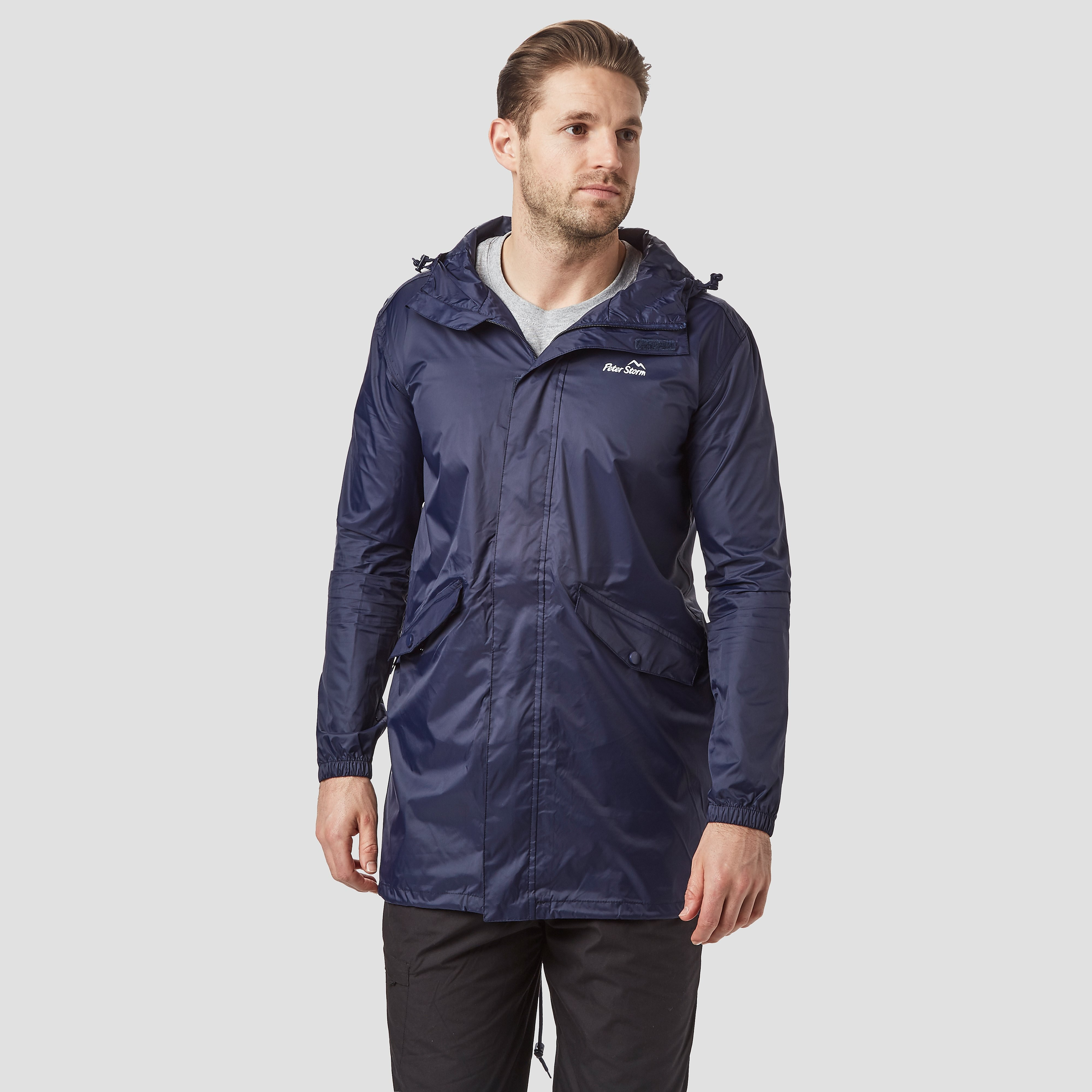 Peter Storm Parka-In-A-Pack Waterproof Men's Jacket