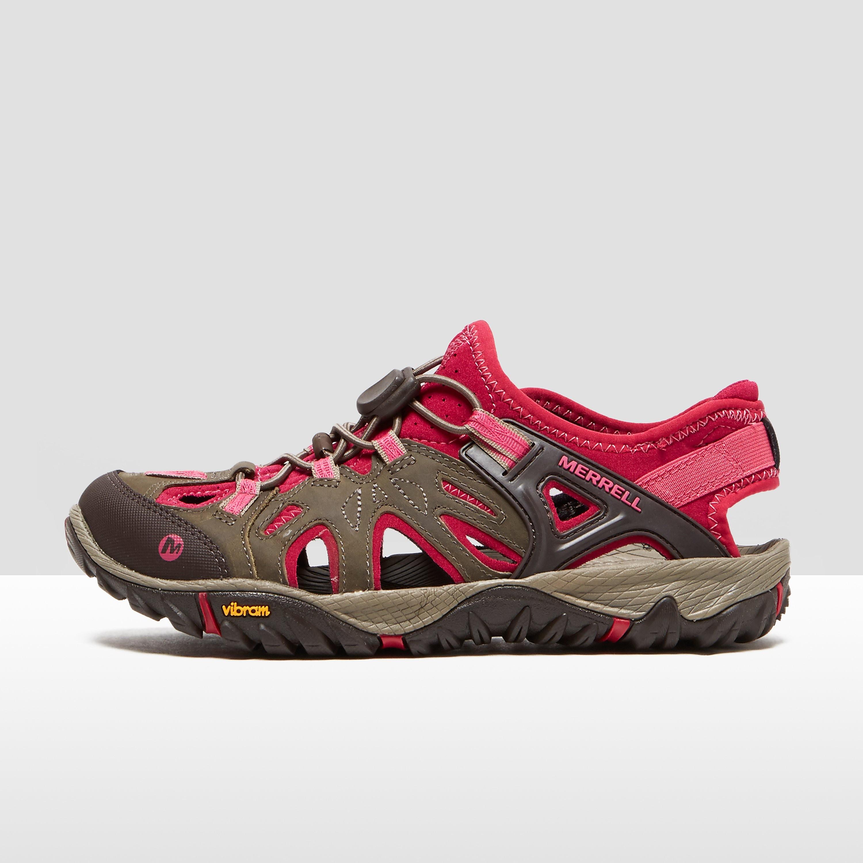 Merrell Allout Blaze Sieve Ladies Shoe