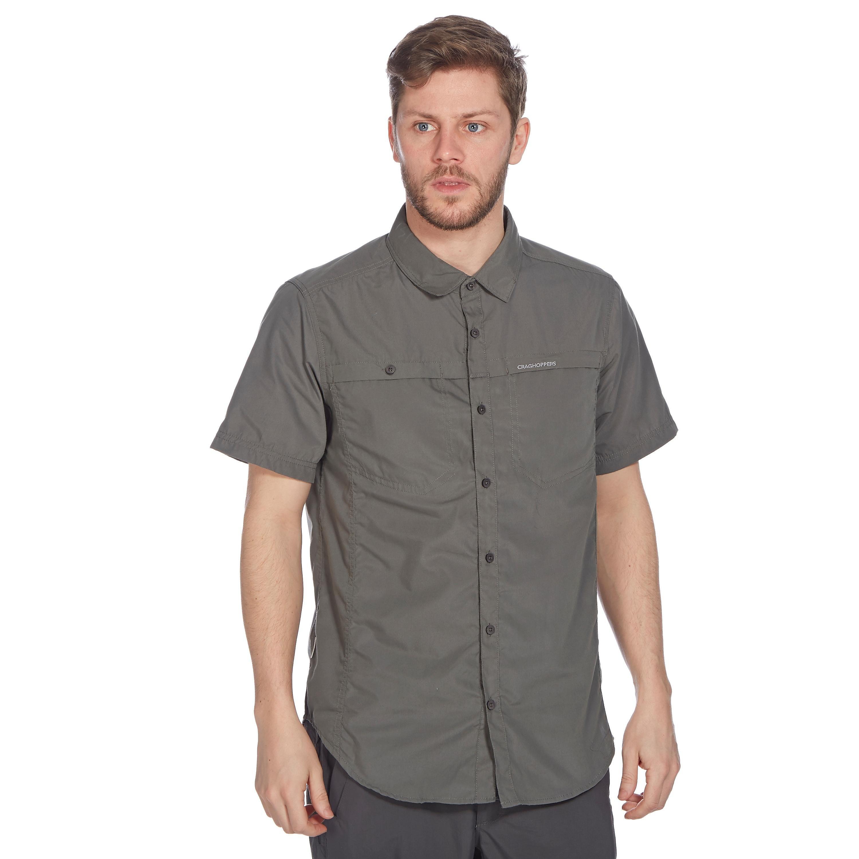 Craghoppers Kiwi Trek Short Sleeve Men's Shirt