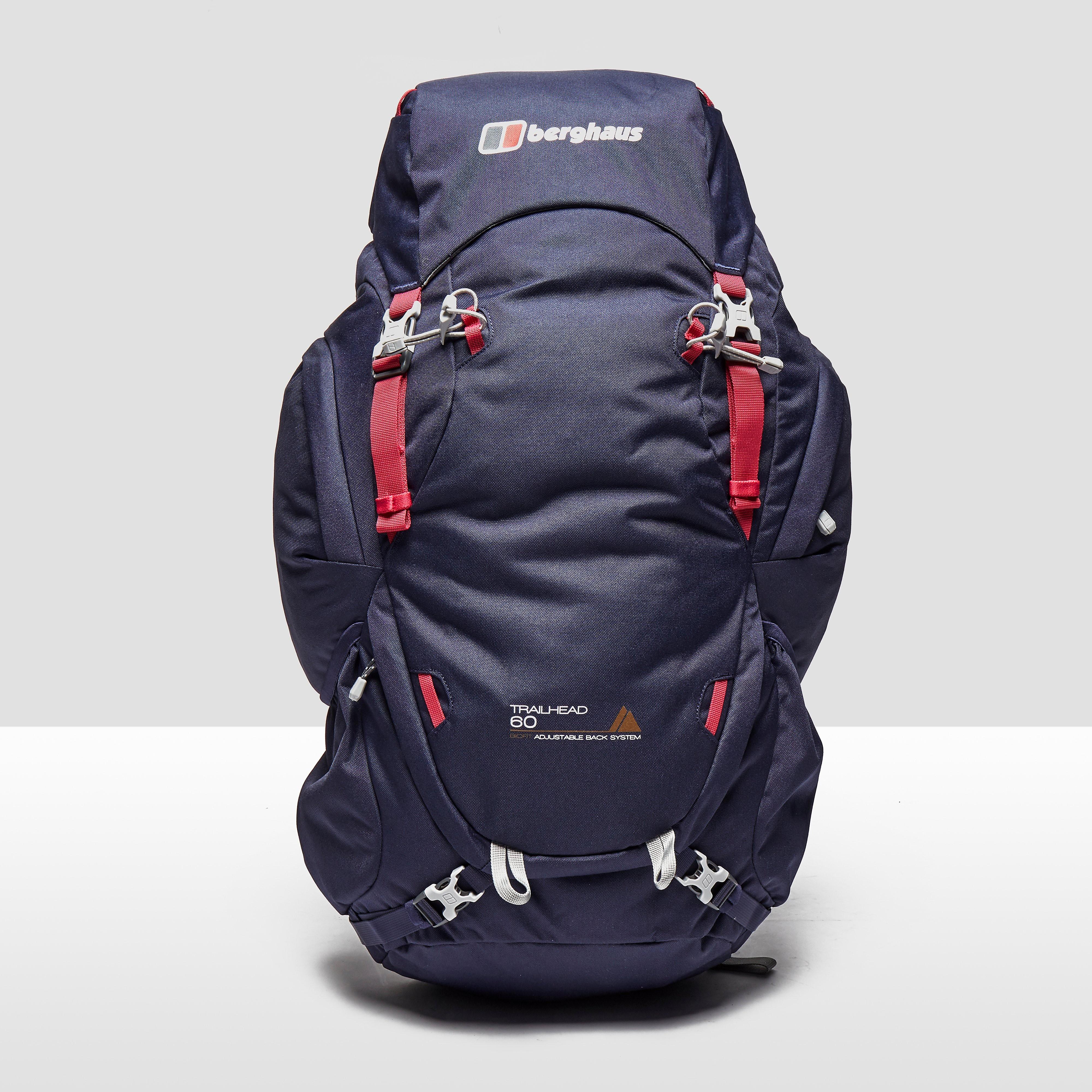 BERGHAUS Trailhead 60 Backpack