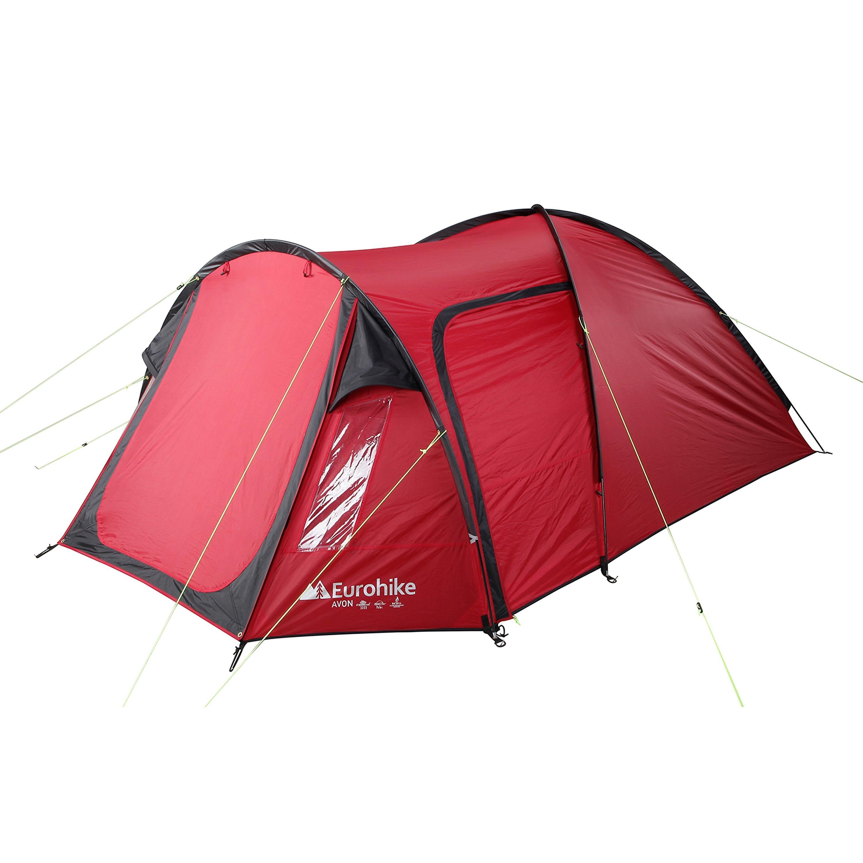 EUROHIKE Eurohike Avon Deluxe tent.