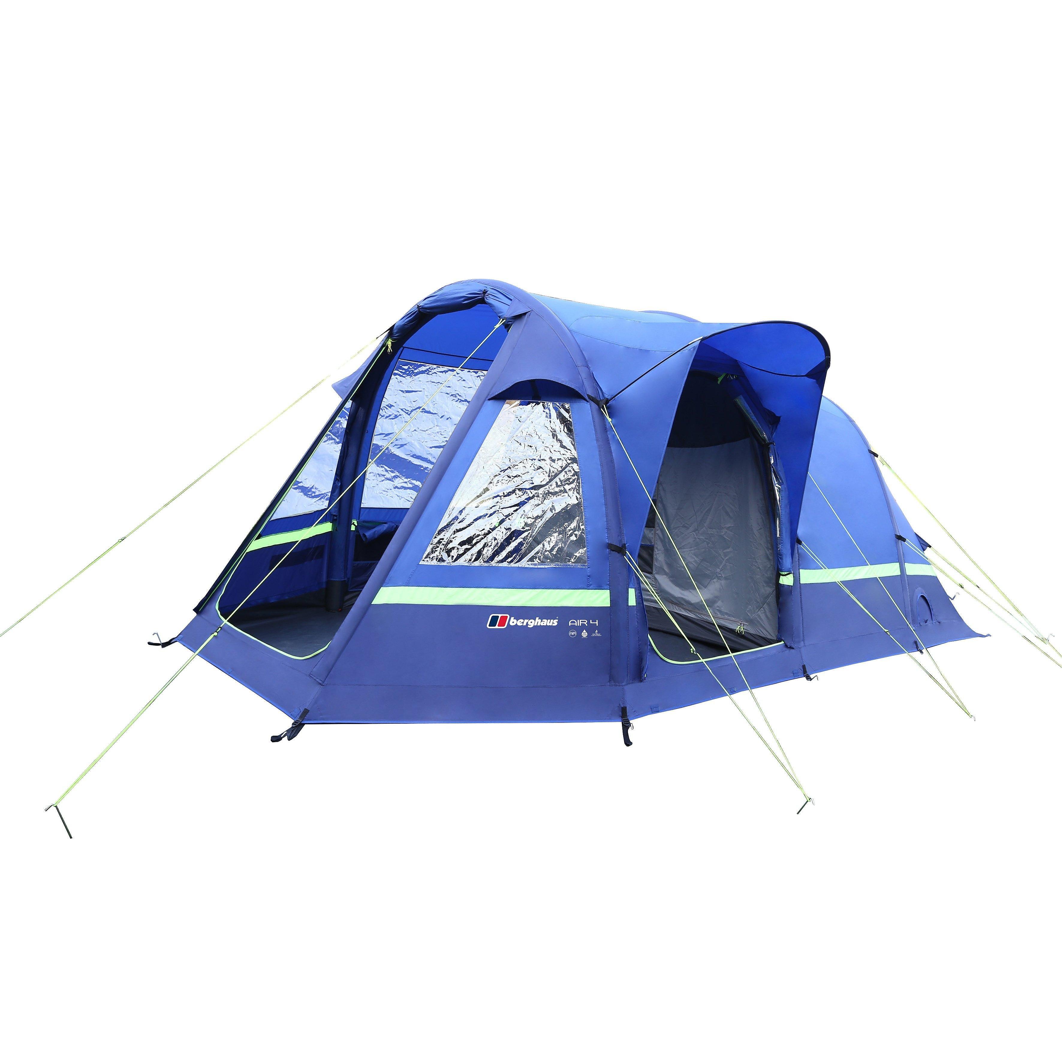 Berghaus Air 4 Tent - MBL/MBL, MBL/MBL