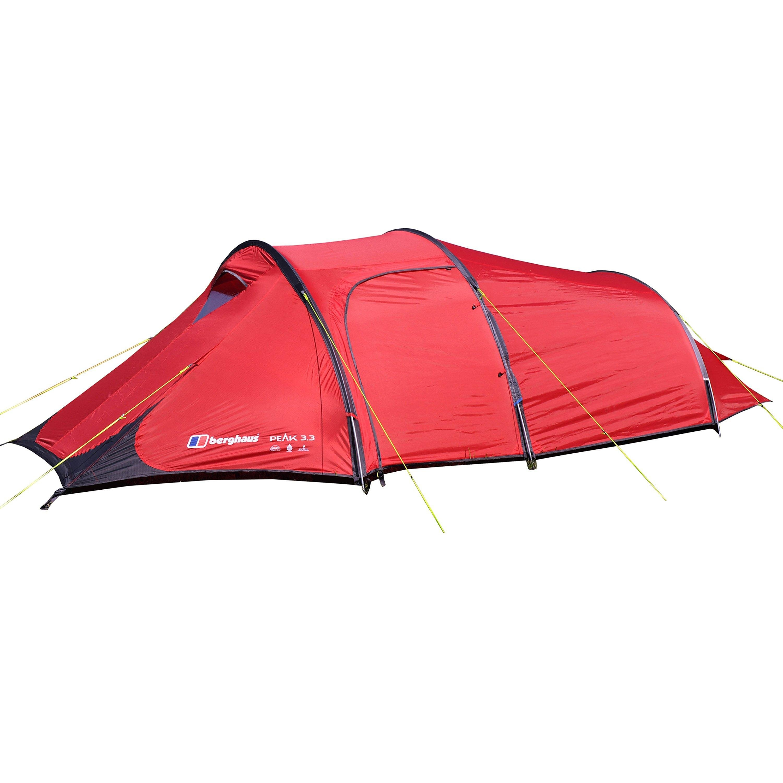 BERGHAUS Peak 3.3 3 Man Tent