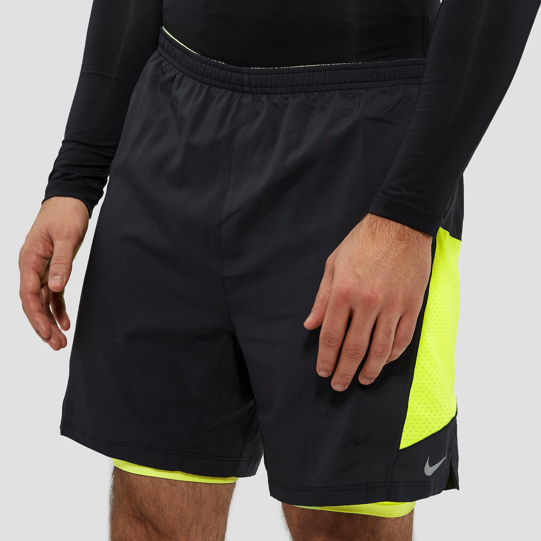 "Nike Pursuit 2-in-1 7"" Men's Running Shorts"