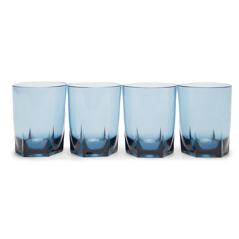EUROHIKE 4 pack Tumbler Glasses