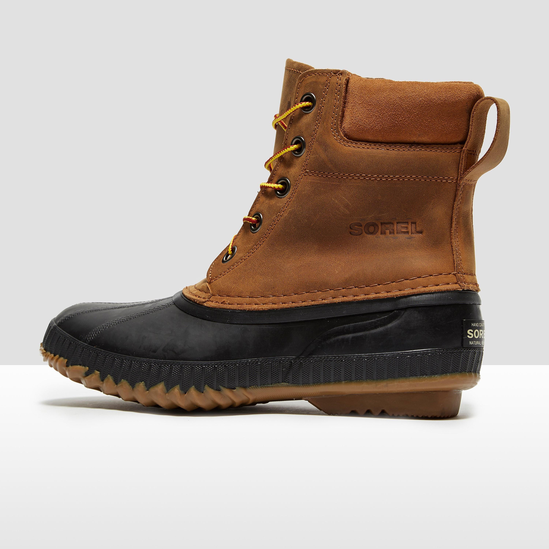 SOREL Men's Cheyanne Lace Full Grain Leather Boots