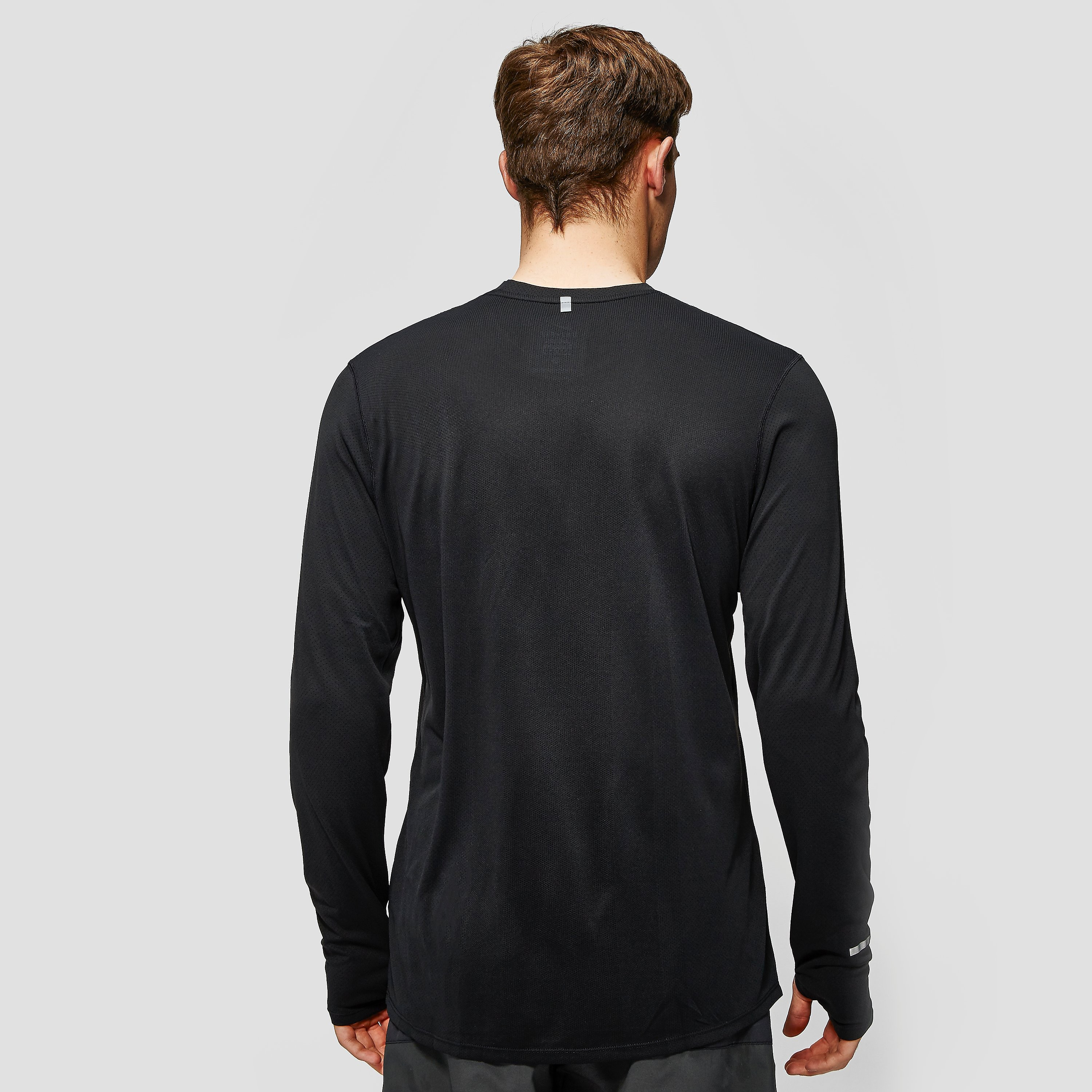 Nike Dri-FIT Contour Men's Running Long-Sleeve Shirt