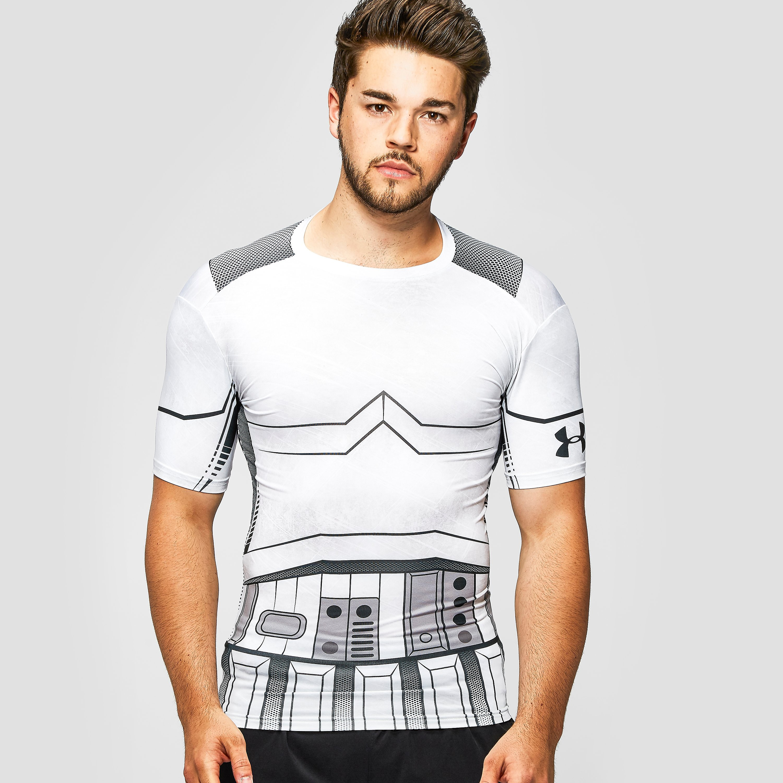 Under Armour Star Wars Strom Trooper Compression Short- Sleeve Men's Shirt