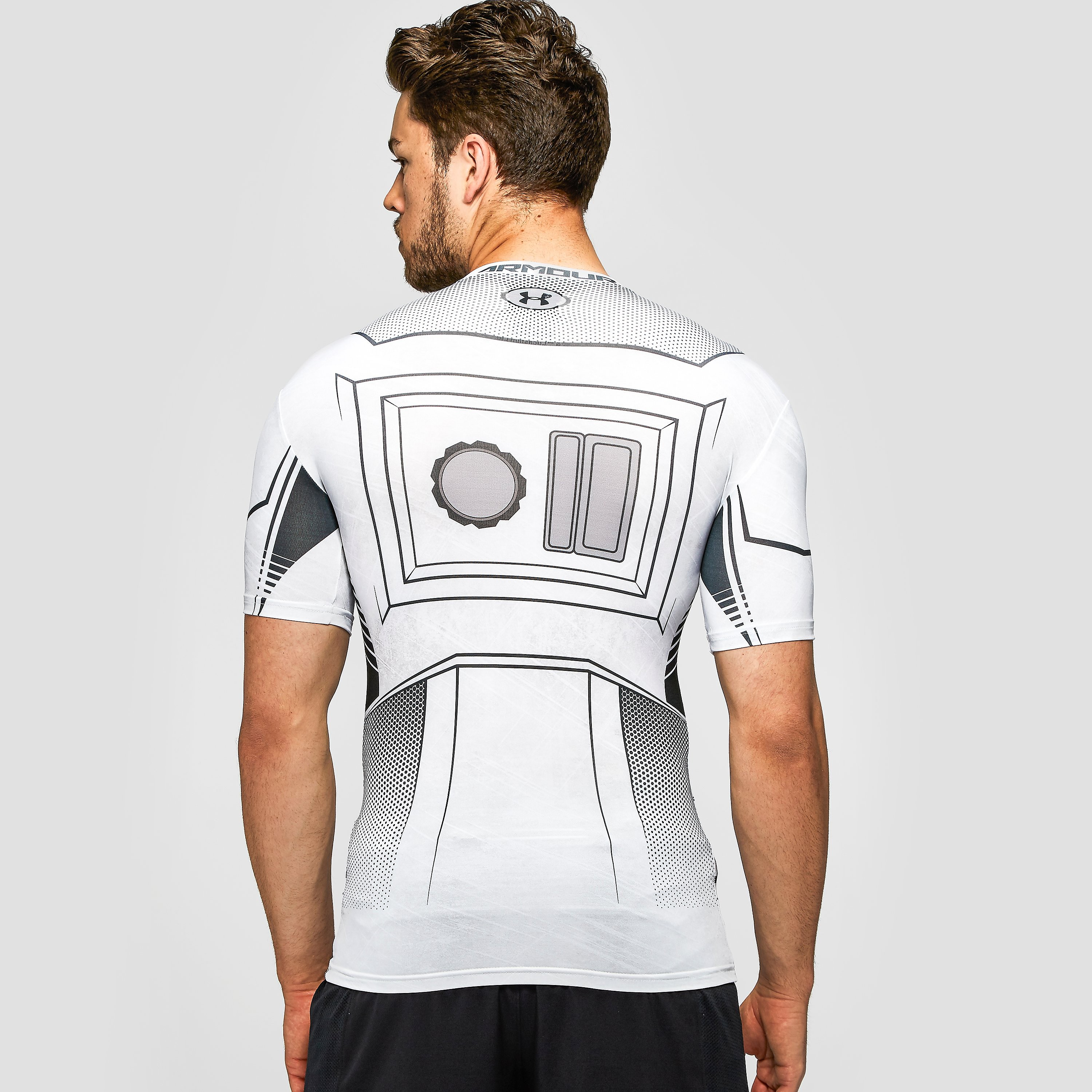 Under Armour Star Wars Strom Trooper Compression Short- Sleeve Men's Shirt