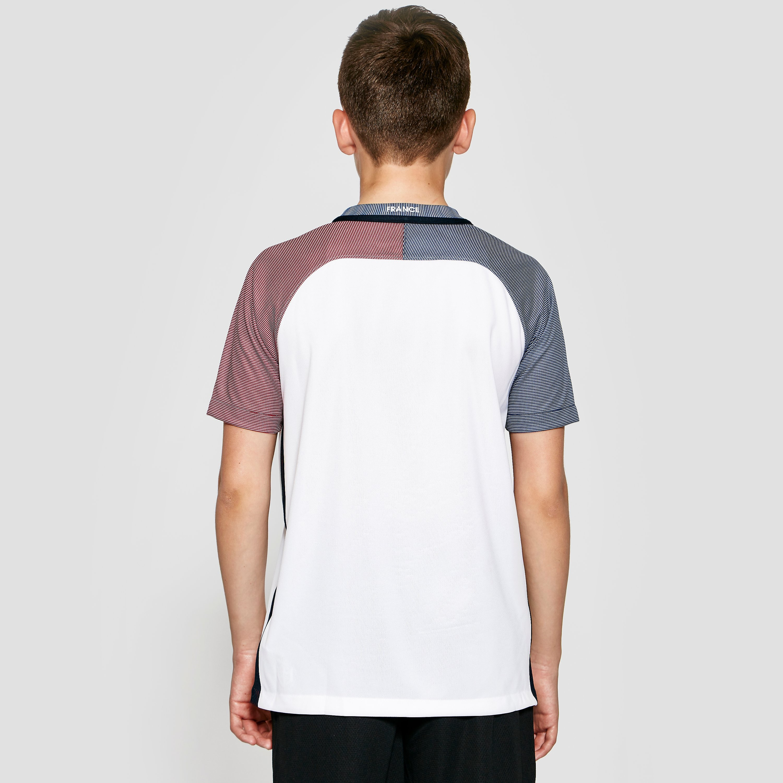 Nike France 2016 Junior Away Shirt
