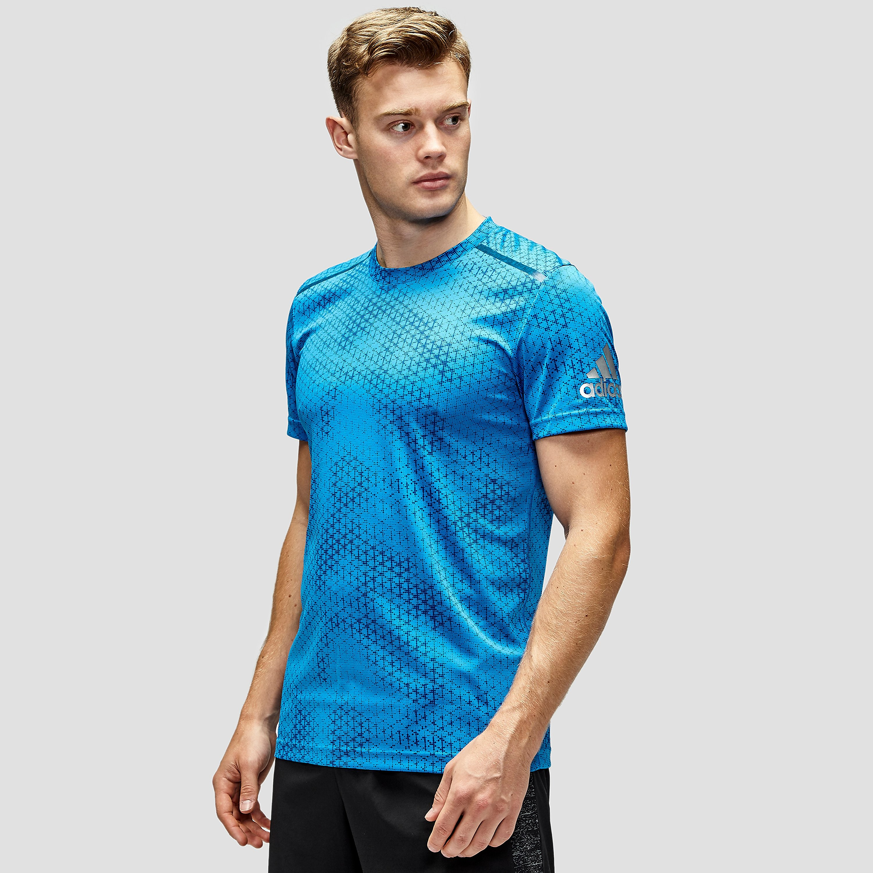 adidas SUPERNOVA CLIMACHILL MEN'S SHORT SLEEVE TEE