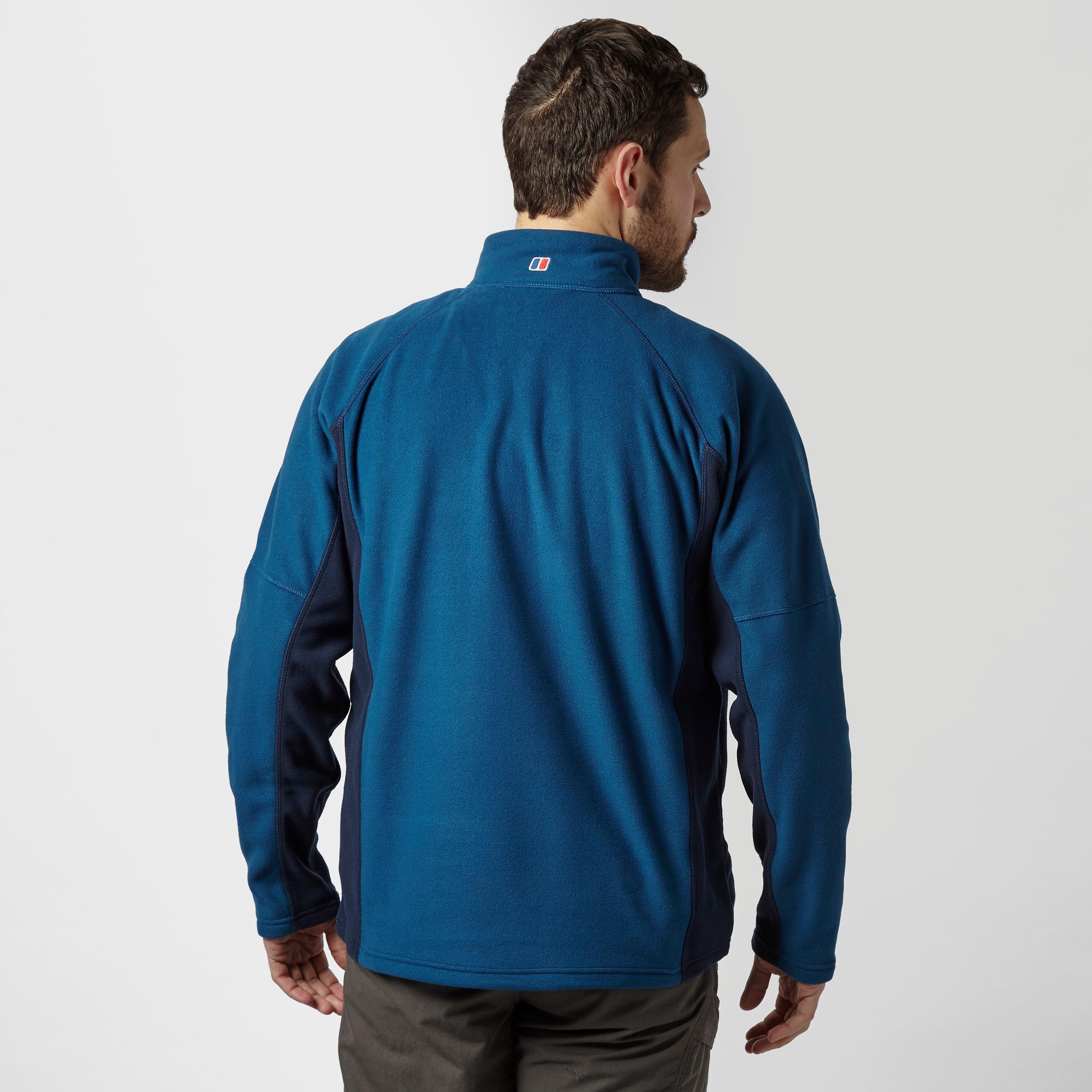 Berghaus Hartsop 1/2 Zip Men's Micro Fleece