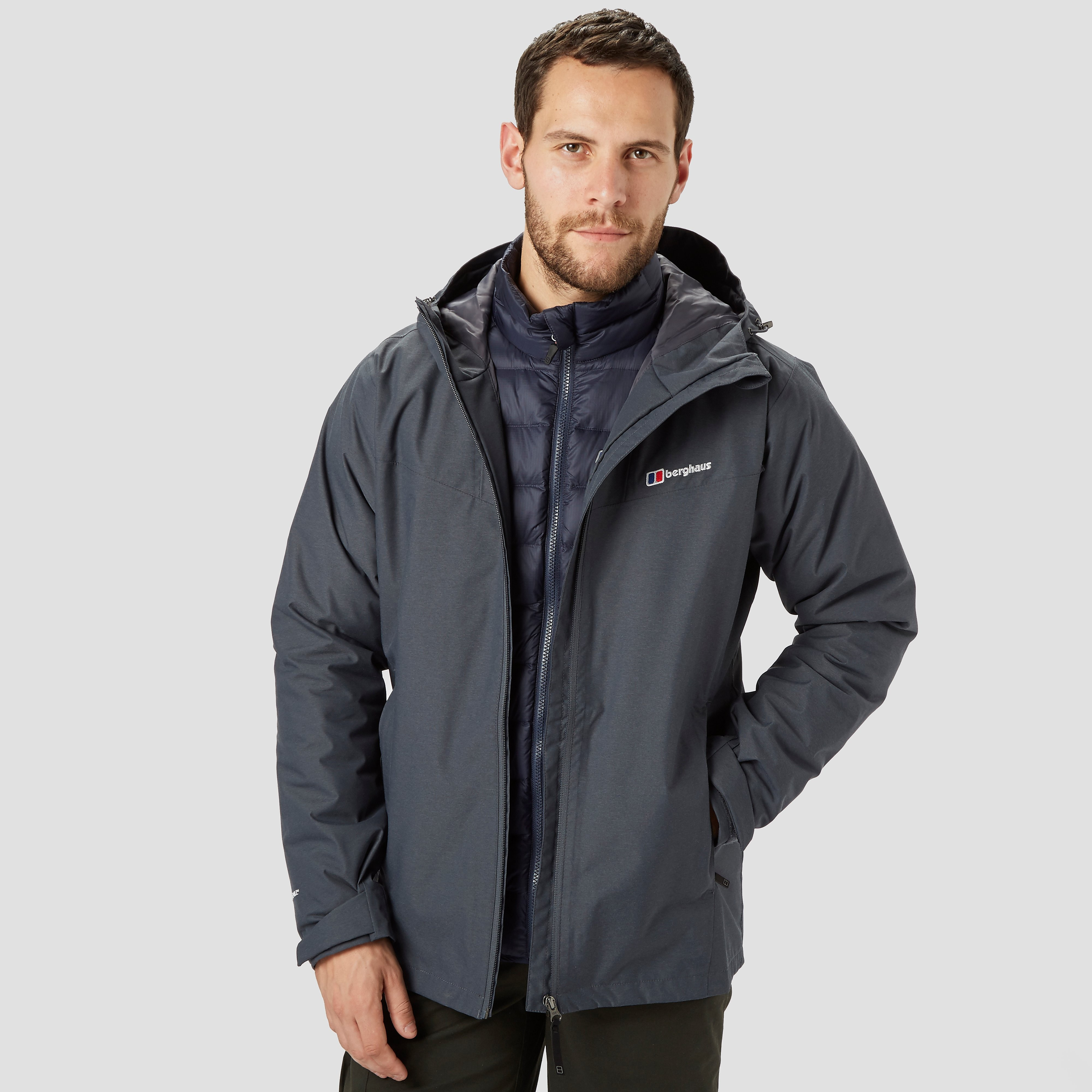 Berghaus Men's Stronsay Waterproof Jacket