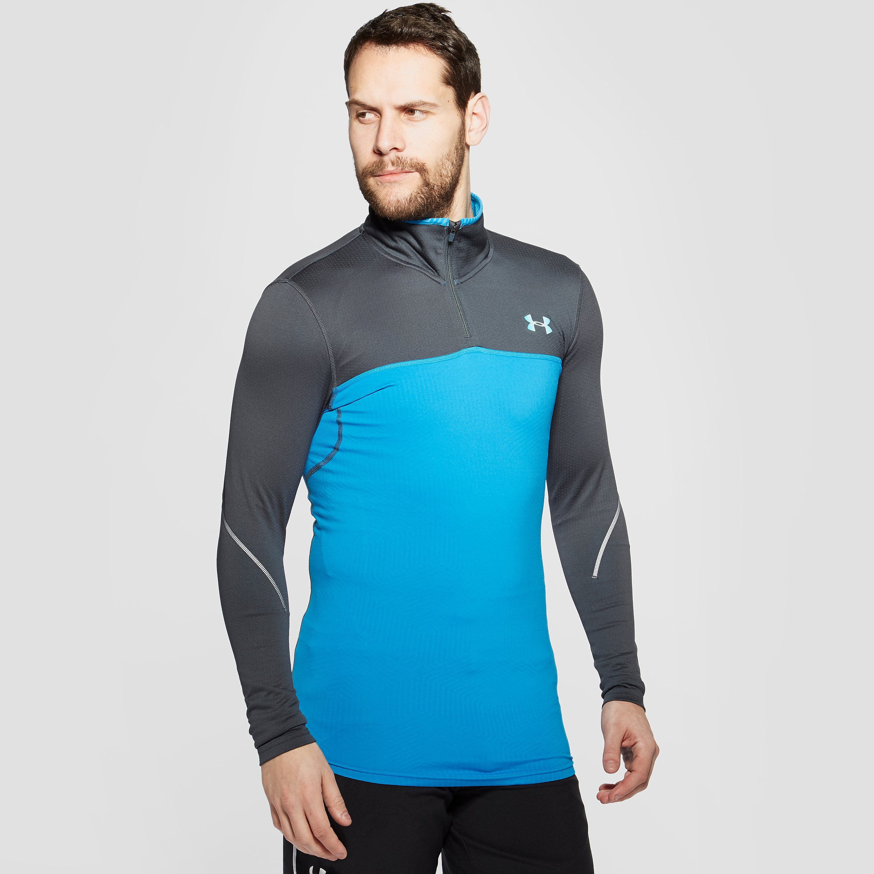 Under Armour ColdGear Elements 1/4 Zip Men's Top