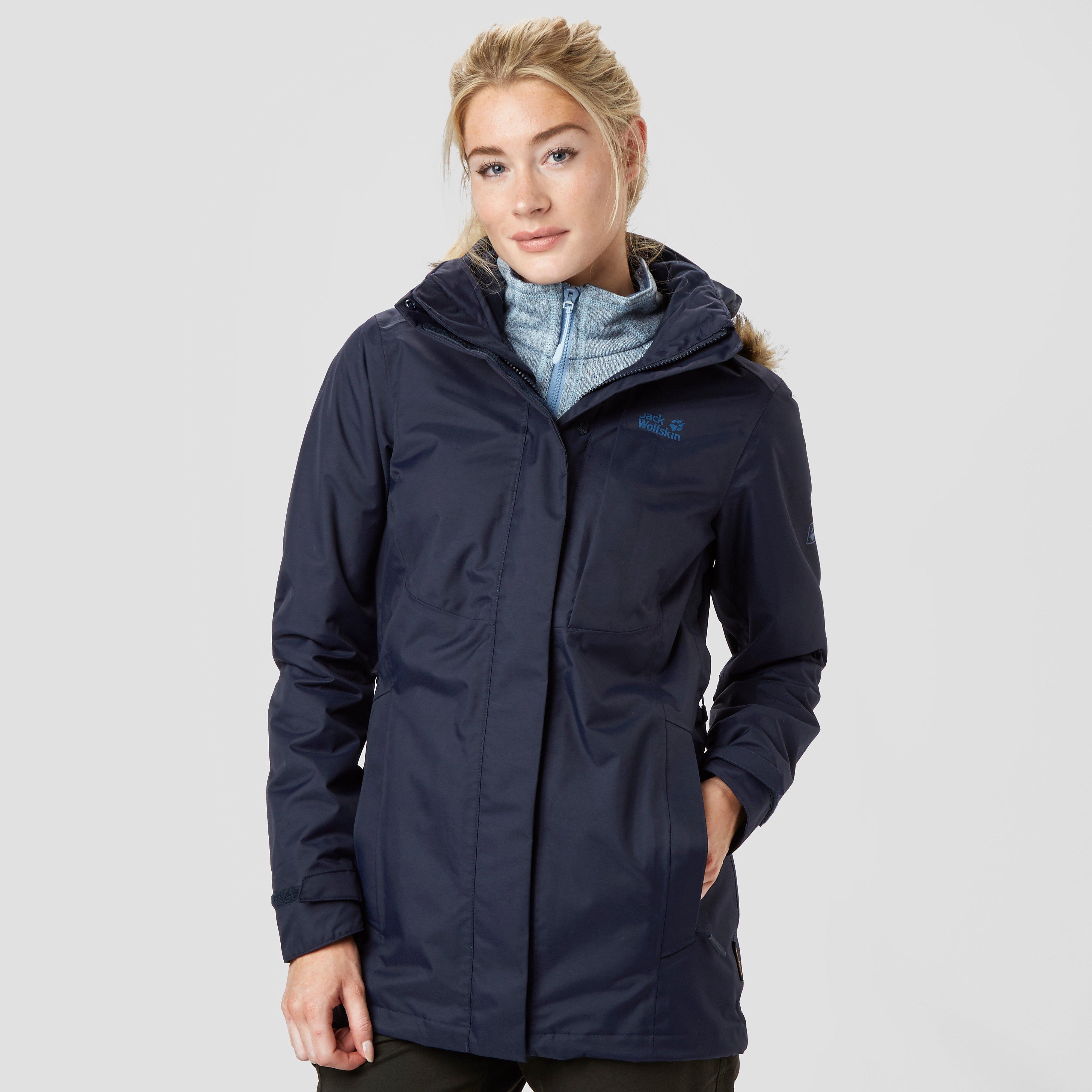 JACK WOLFSKIN Arctic Ocean Women's 3-in-1 Jacket