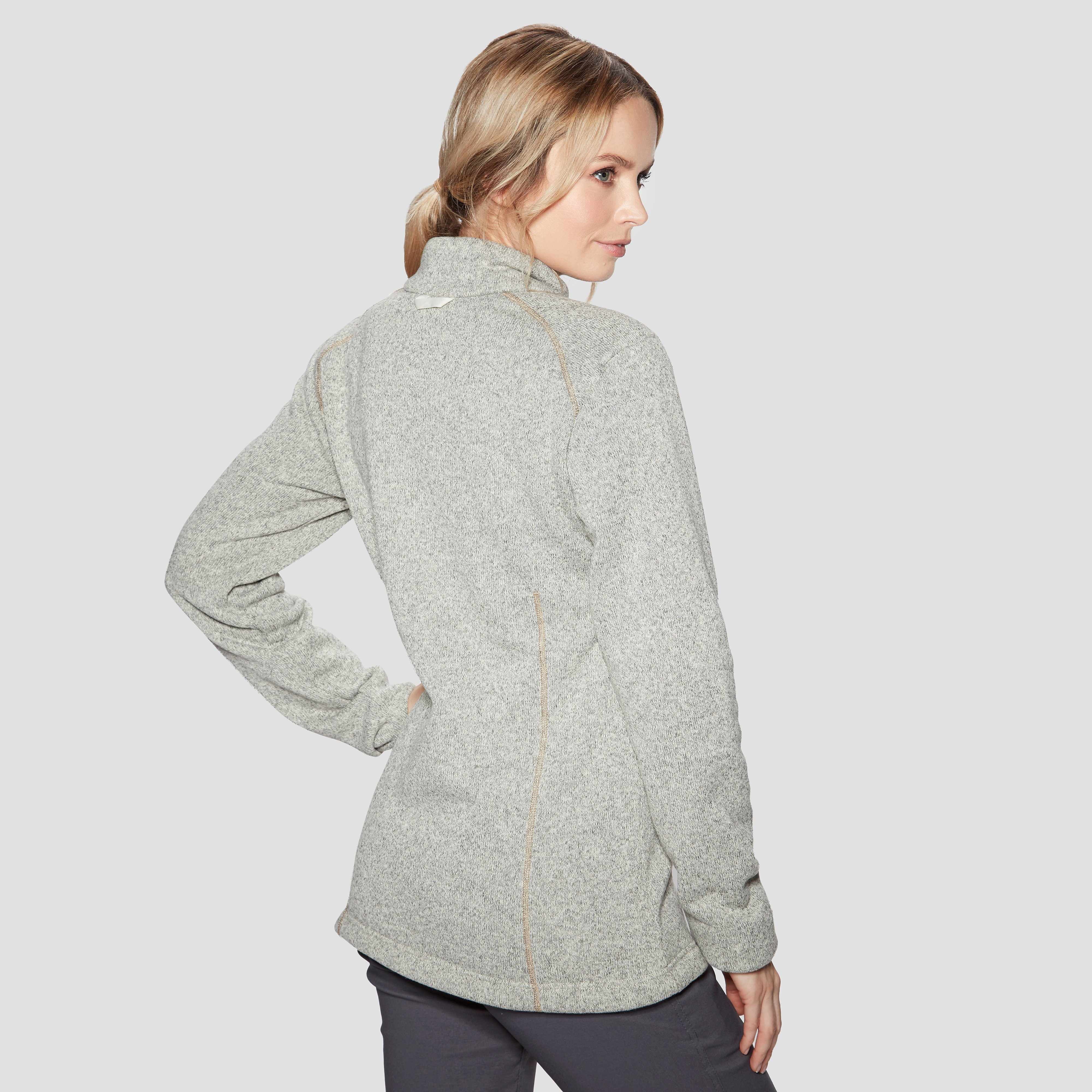 Jack Wolfskin Caribou Full Zip Women's Fleece