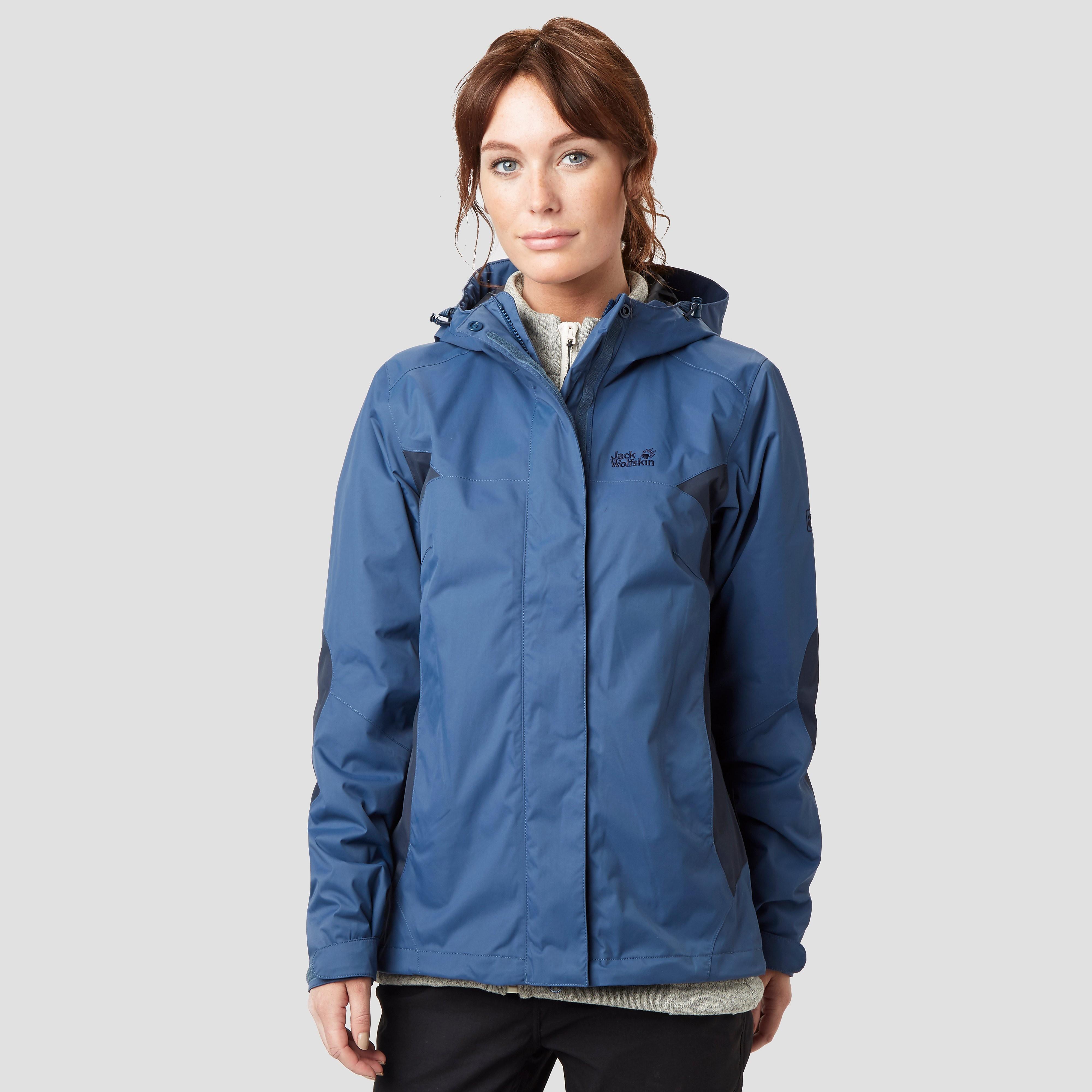 Jack Wolfskin Phenix Waterproof Women's Jacket