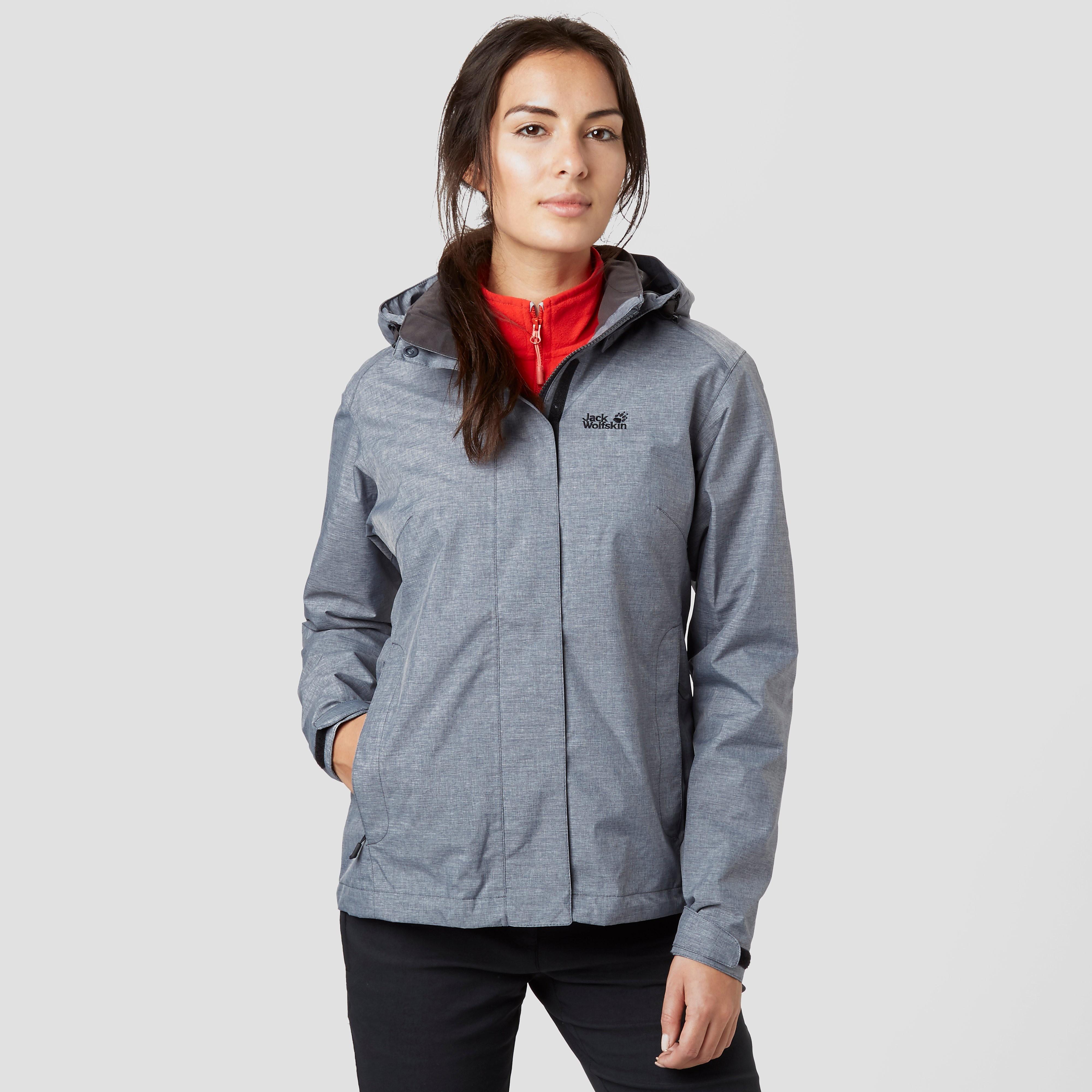 Jack Wolfskin Paradise Valley Waterproof Women's Jacket