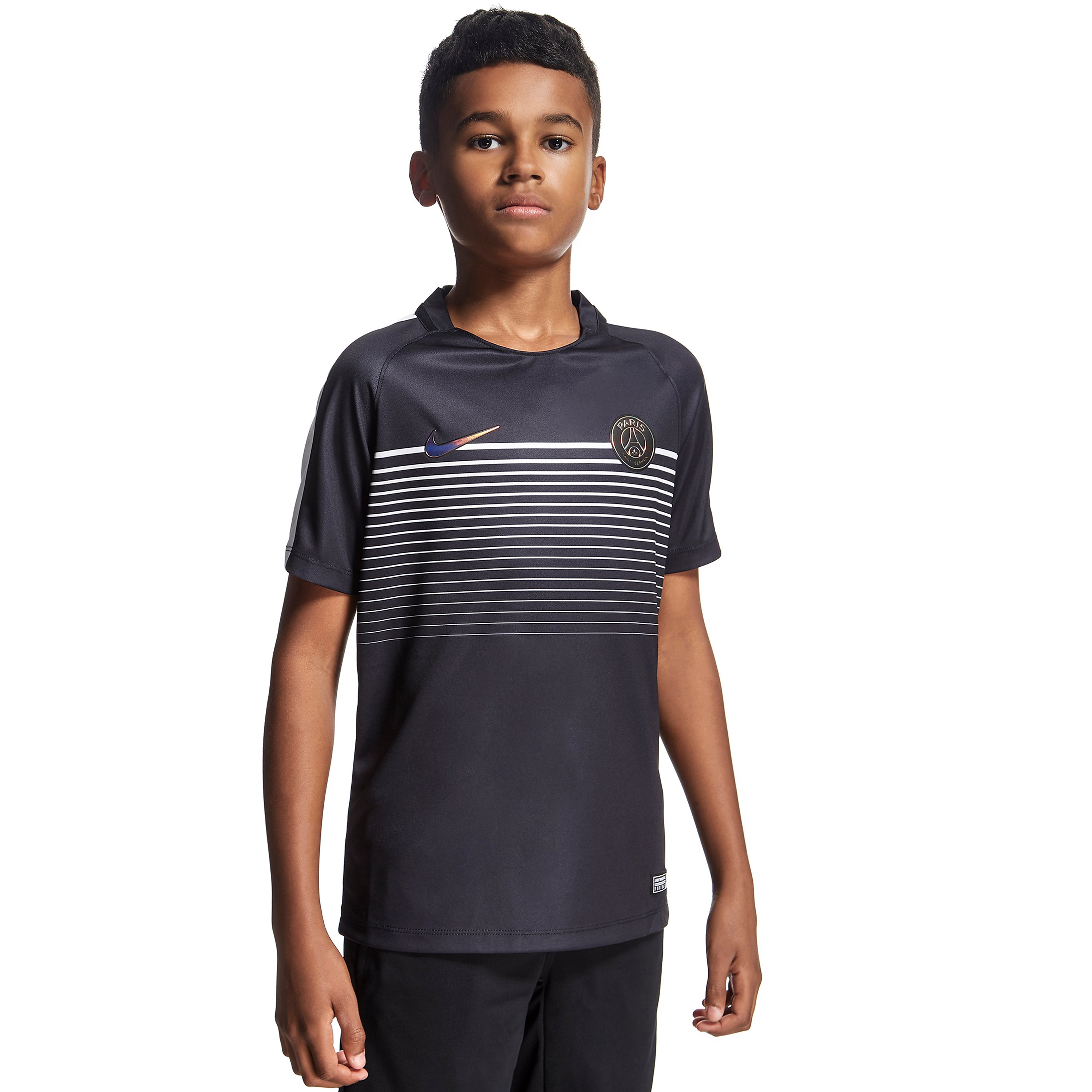 Nike Paris Saint Germain 2016/17 Short Sleeve Junior Training Top