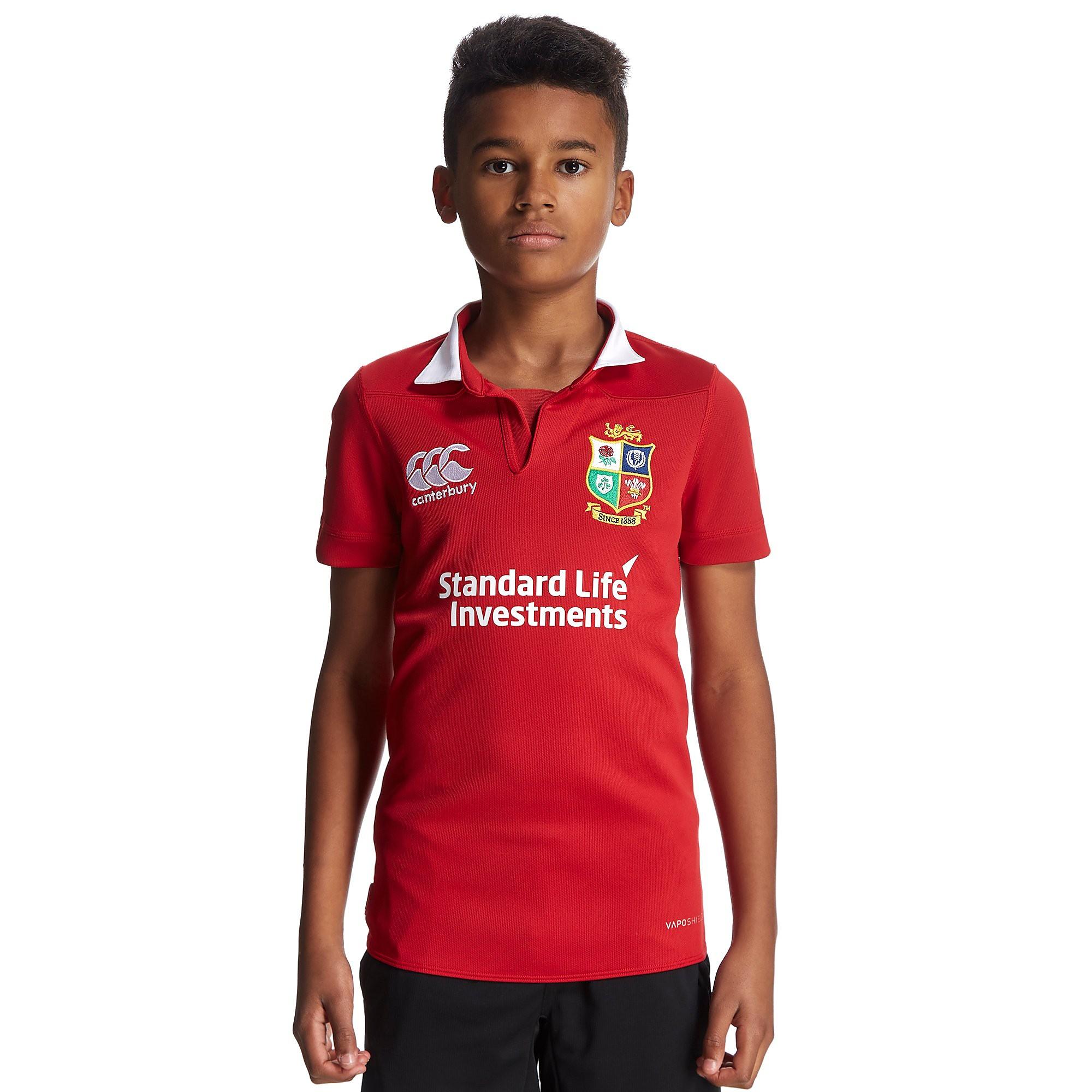 Canterbury British and Irish Lions 2017 Home Shirt Junior
