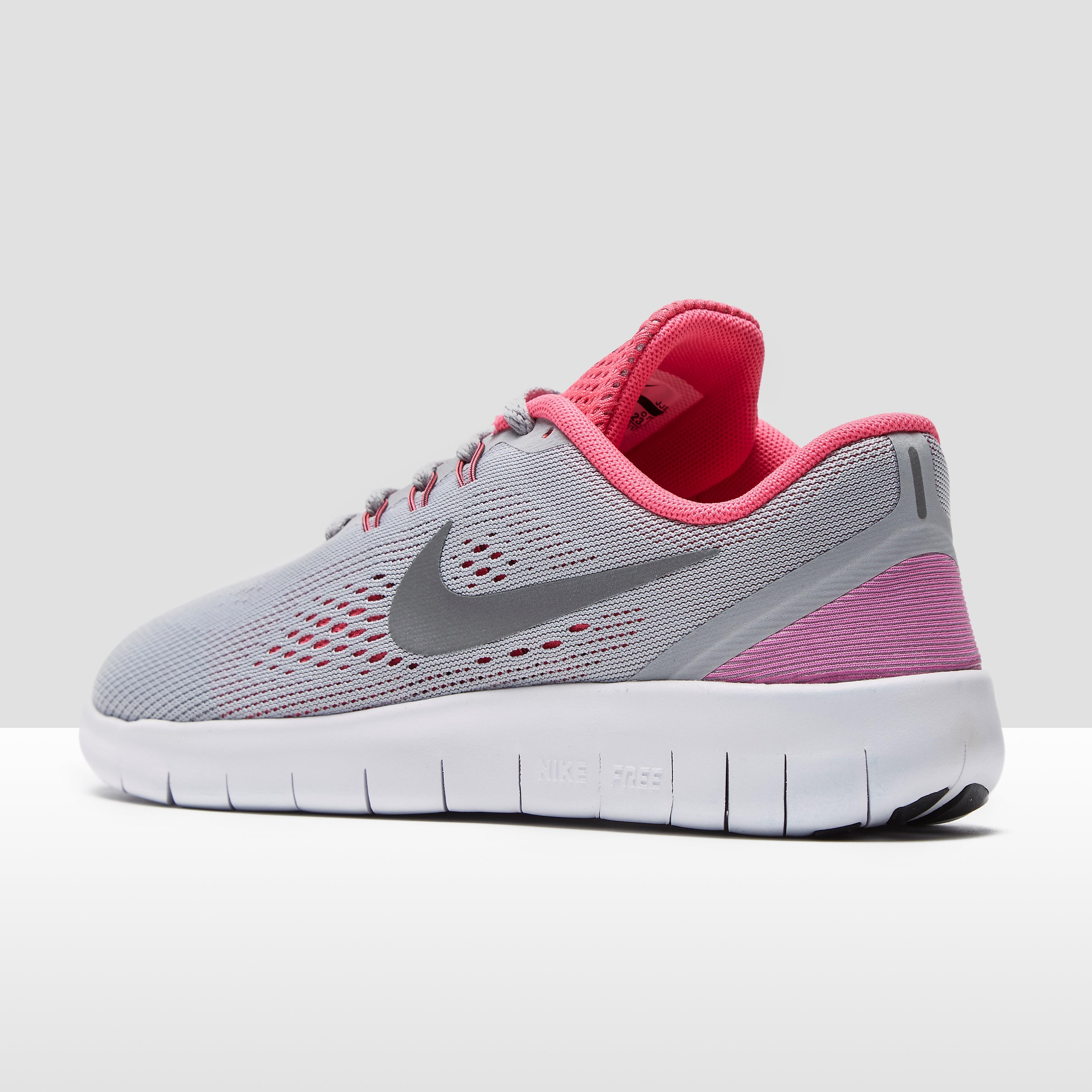 Nike Free Run GS Girl's Junior Running Shoes