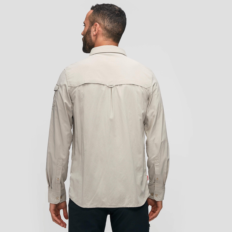 CRAGHOPPERS Men's NosiLife Adventure Long Sleeved Shirt