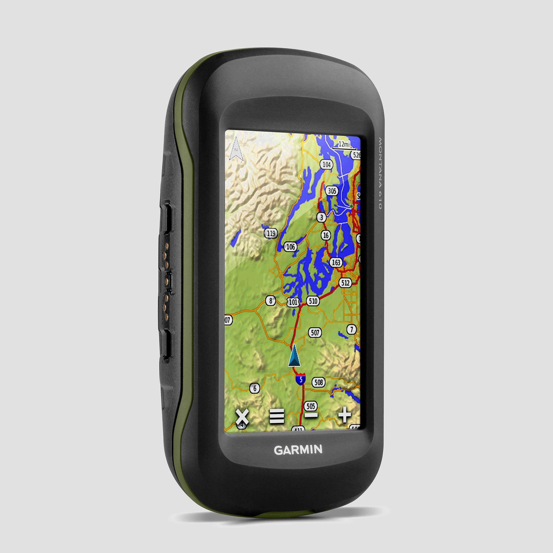 Garmin Montana 610 Discoverer Bundle (with GB 1:50K Map)
