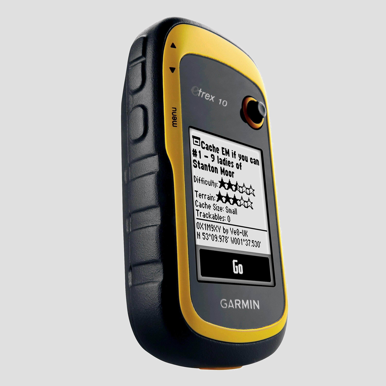 Garmin eTrex 10 GPS System