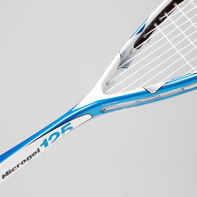 Head Microgel 125 Squash Racket