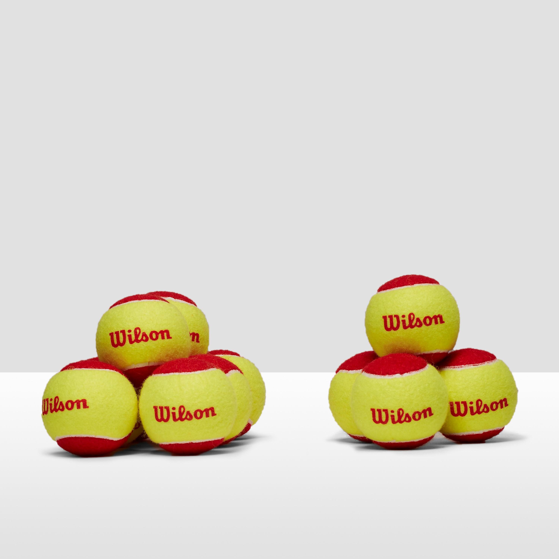 Wilson Starter Red Balls (1 Dozen)
