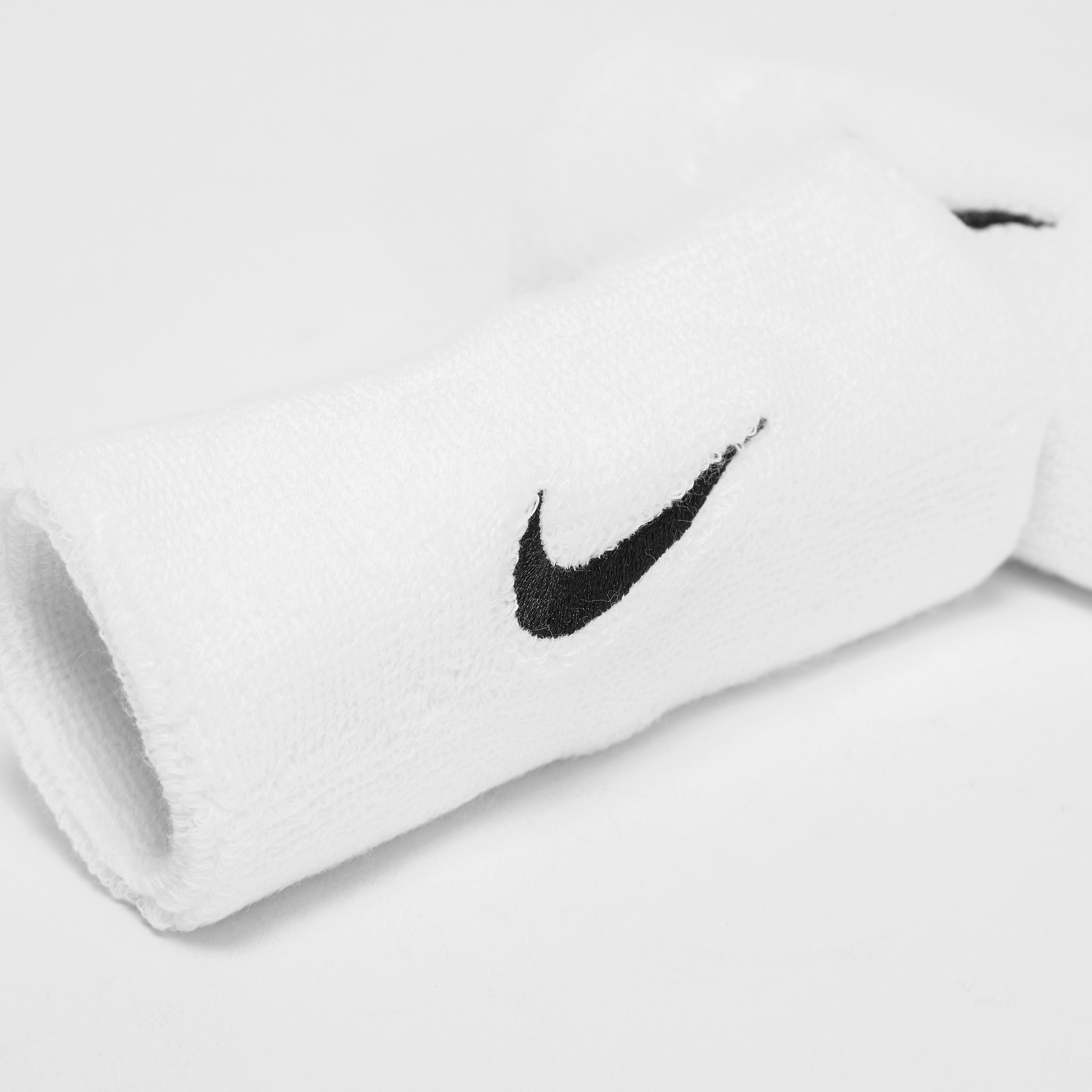 Nike Swoosh Double Wide Wristbands