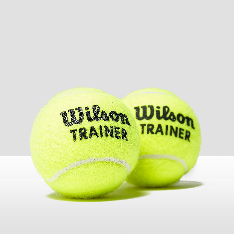 Wilson Team Trainer Tennis Balls Bucket (6 Dozen)