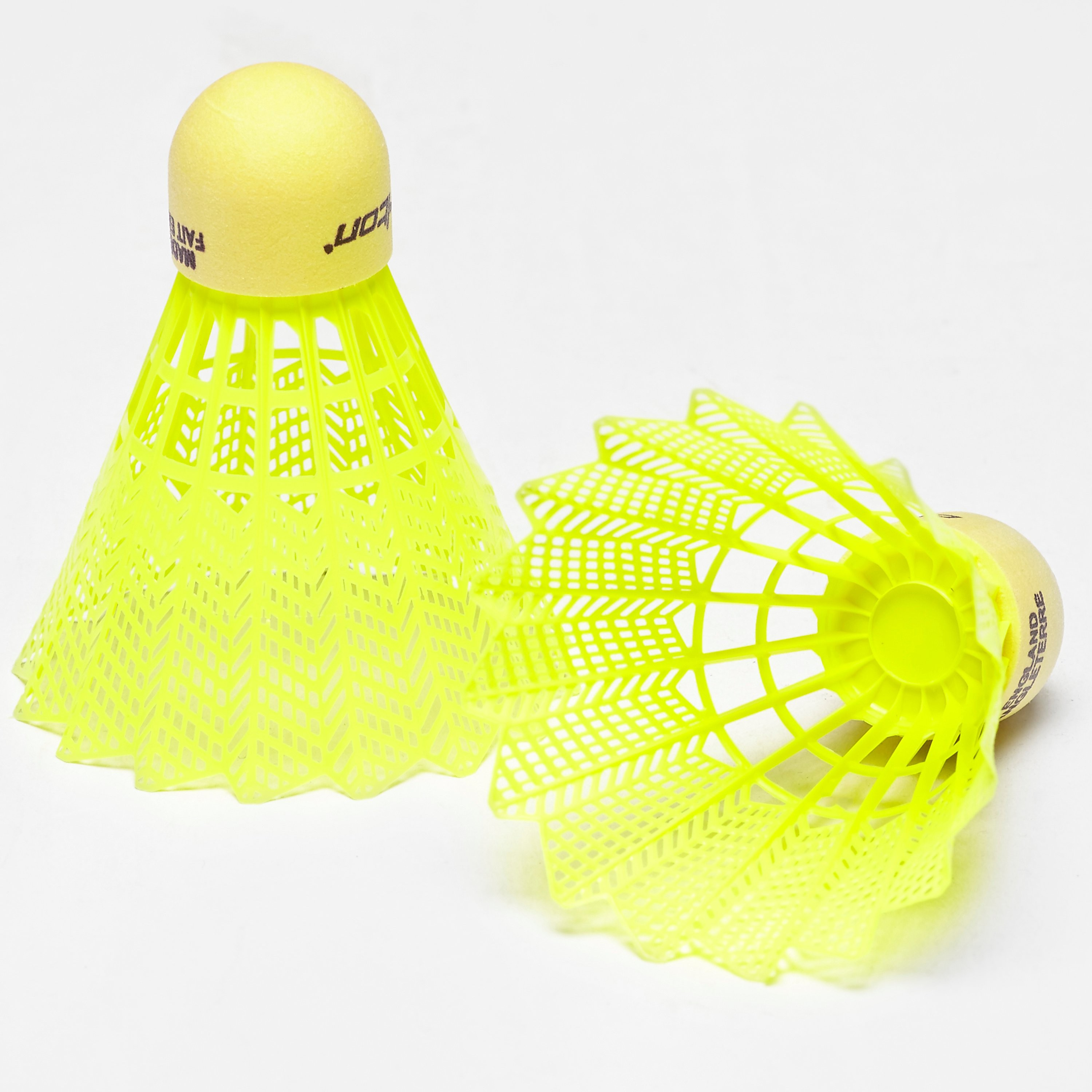 Carlton T800-Yellow Badminton Shuttlecocks -